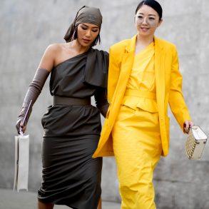 Milan Fashion Week Street Style Fall 2019 Day 2