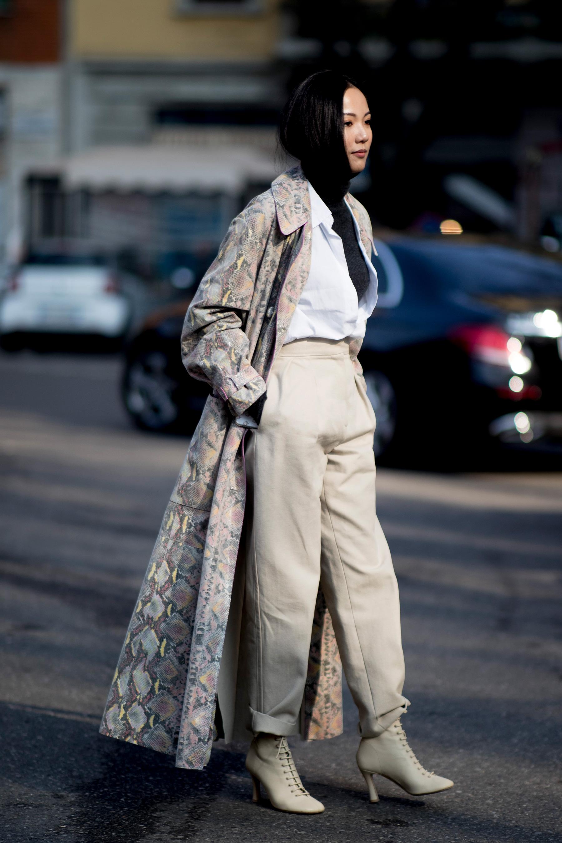 Milano Street Day 2 Fall 2019 Fashion Show