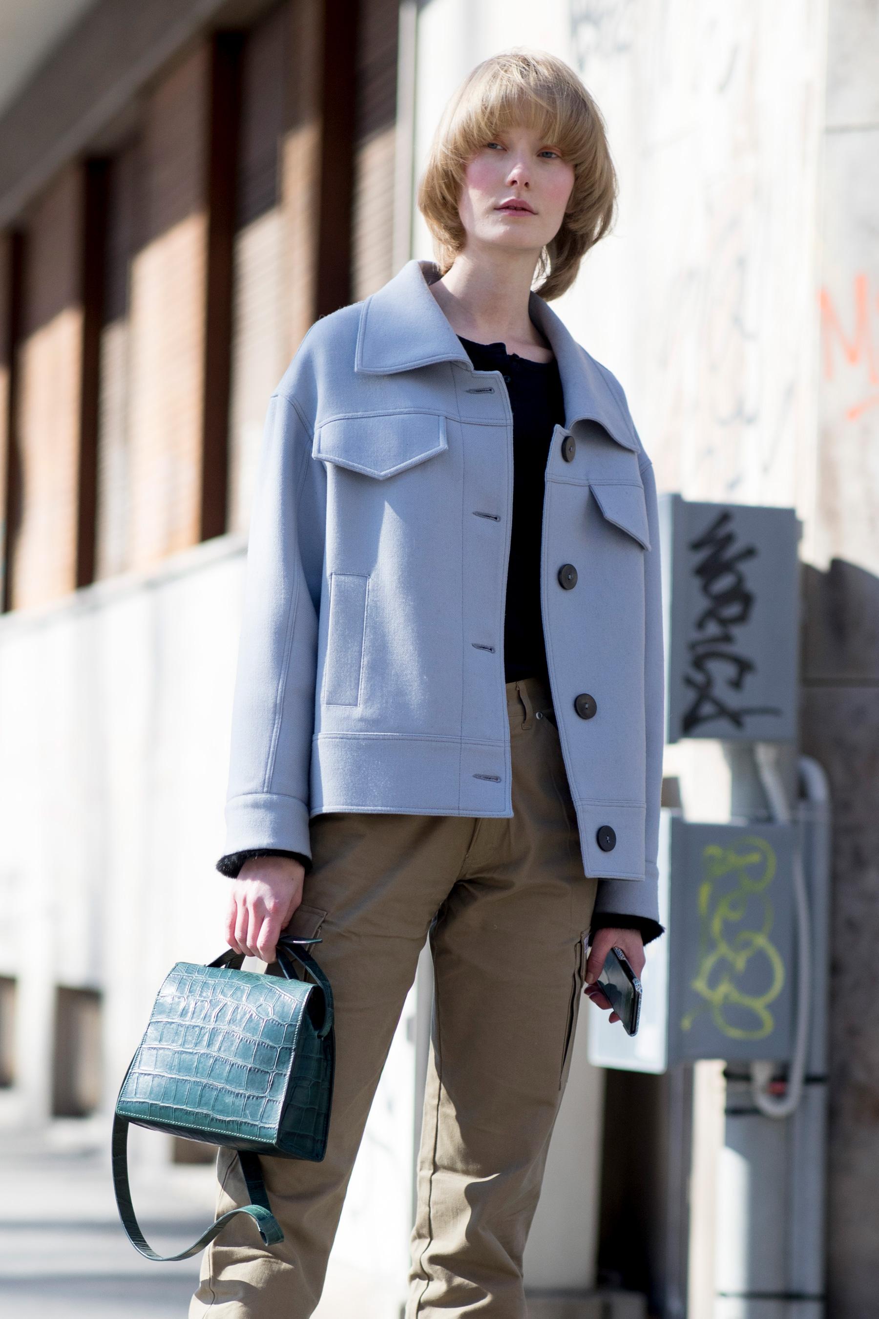 Milano Street Day 5 Fall 2019 Fashion Show