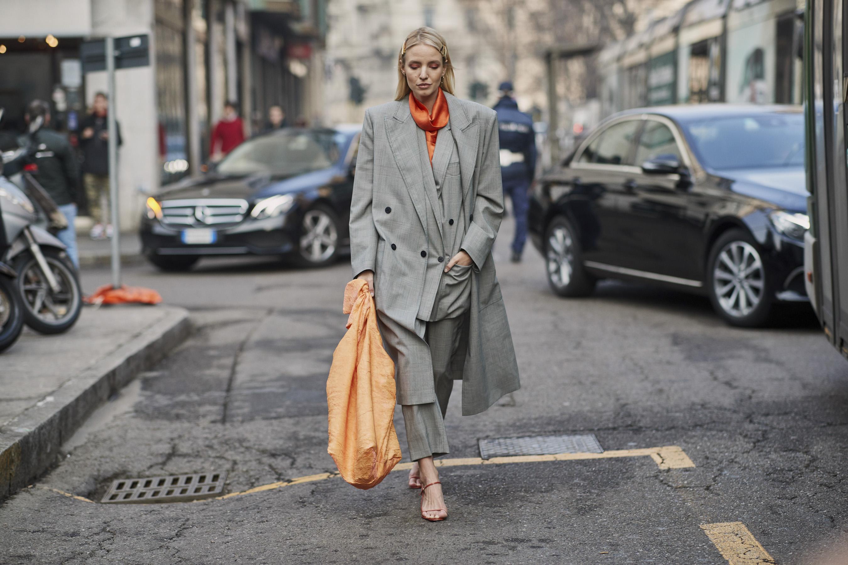 Milano Street Day 2 Bis Fall 2019 Fashion Show