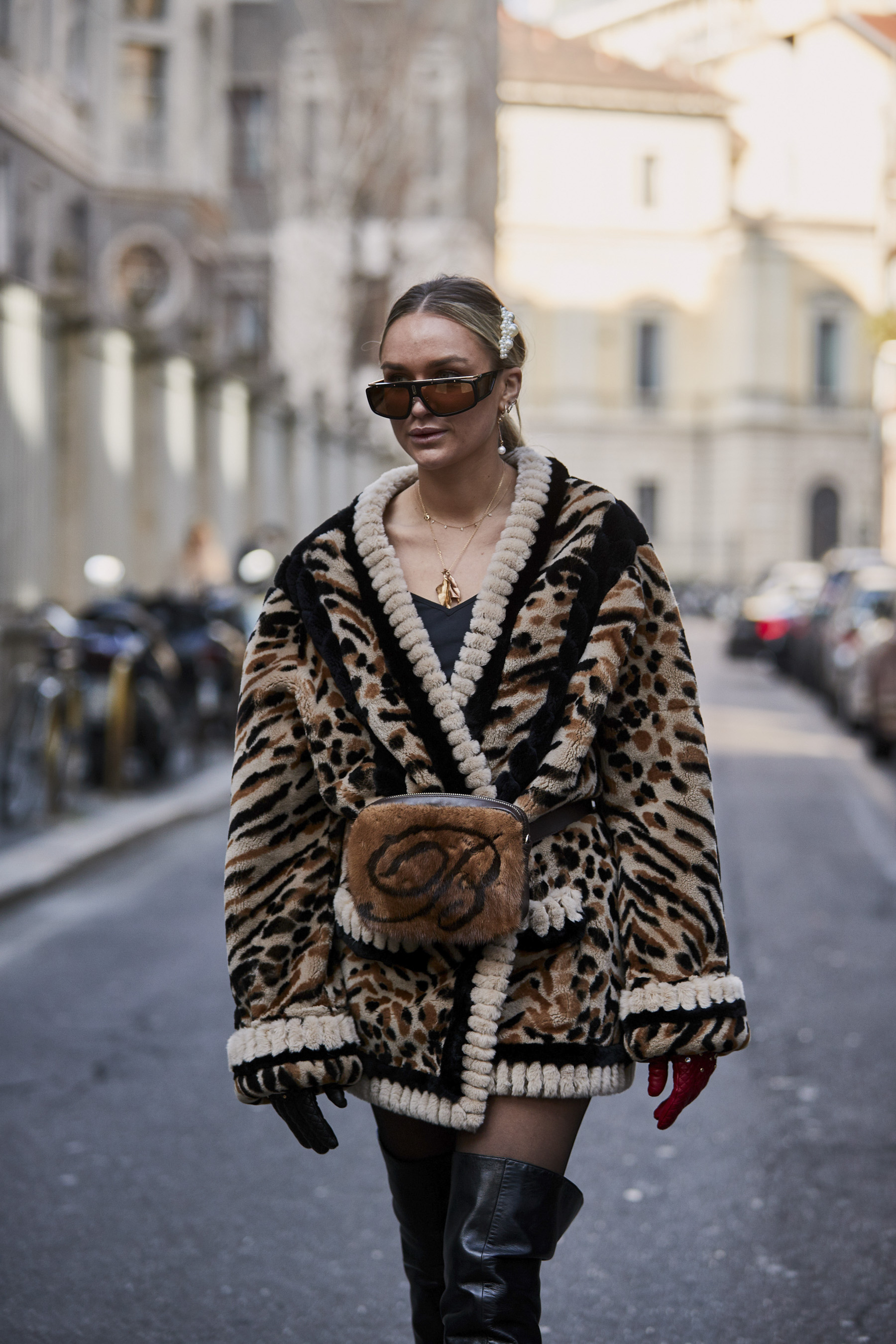 Milano Street Day 3 Bis Fall 2019 Fashion Show