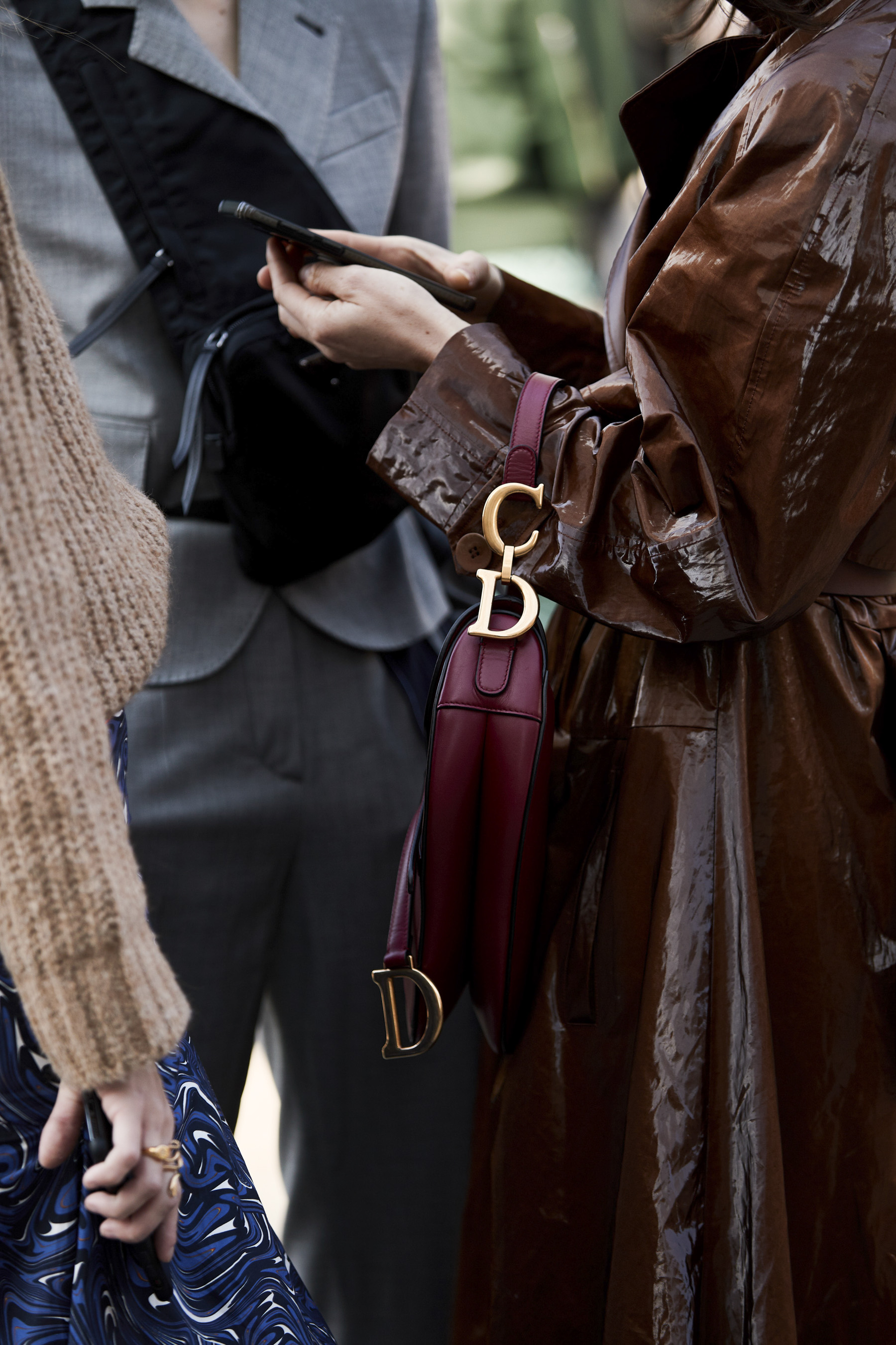 Milan Fashion Week Street Style Fall 2019 Day 3 Accessories