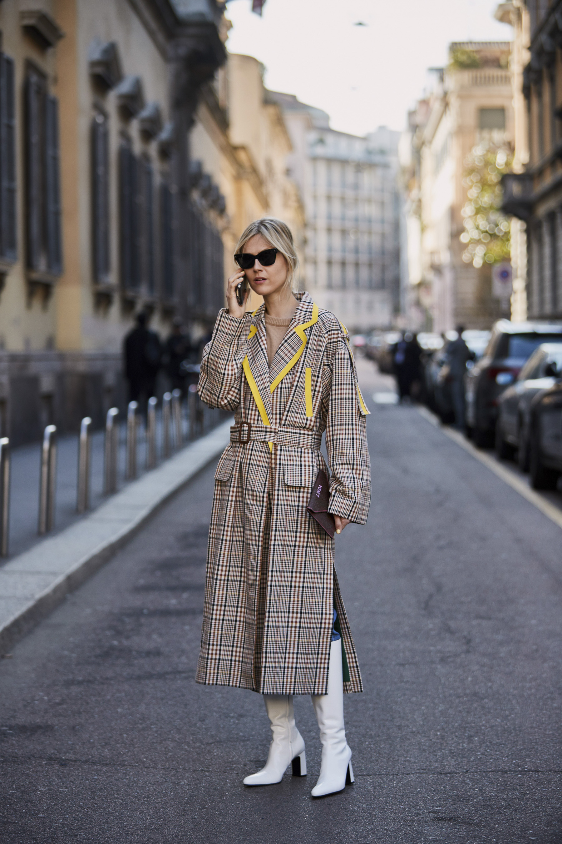 Milano Street Day 3 Bis Fall 2019 Fashion Show