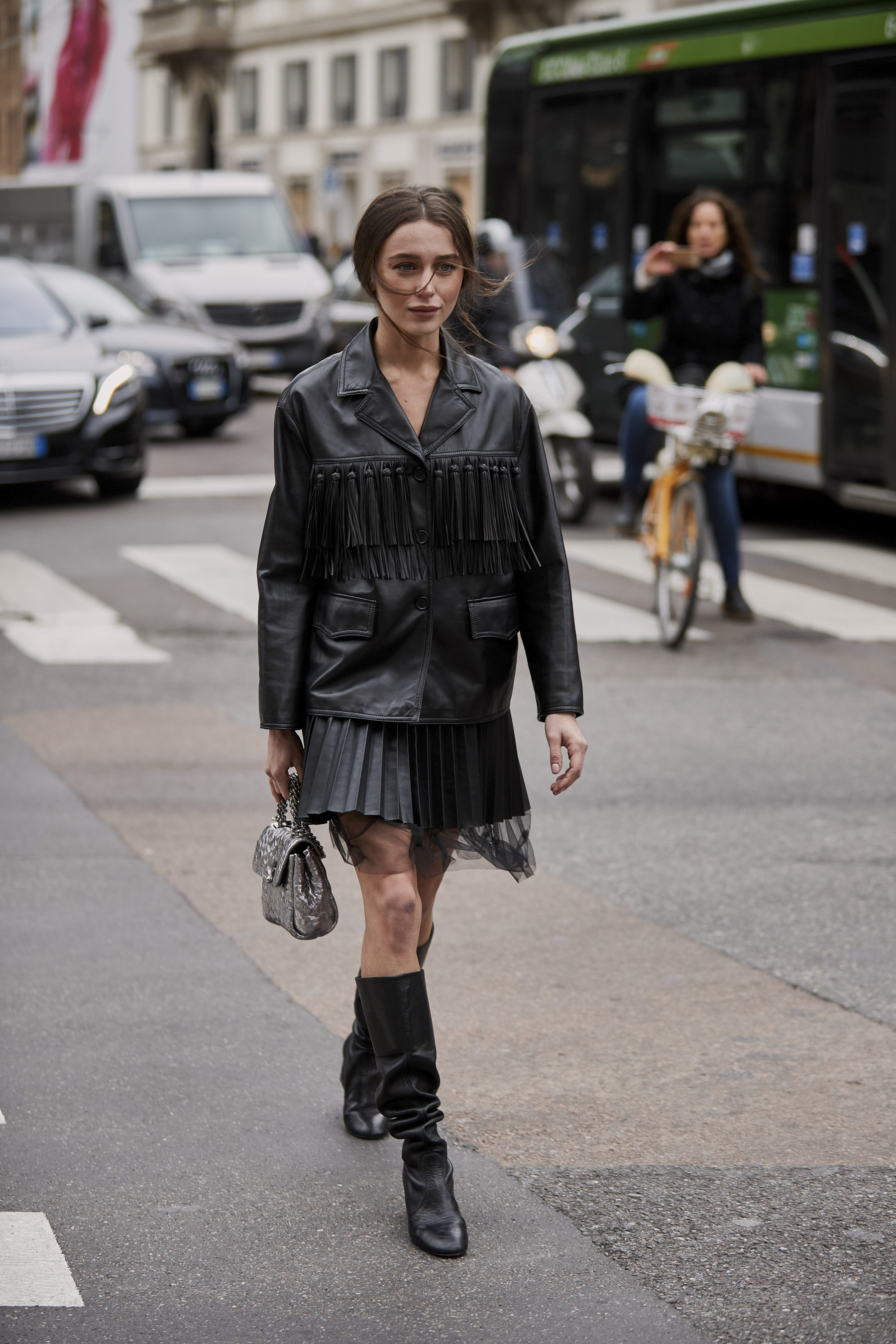 Milano Street Day 4 Bis Fall 2019 Fashion Show