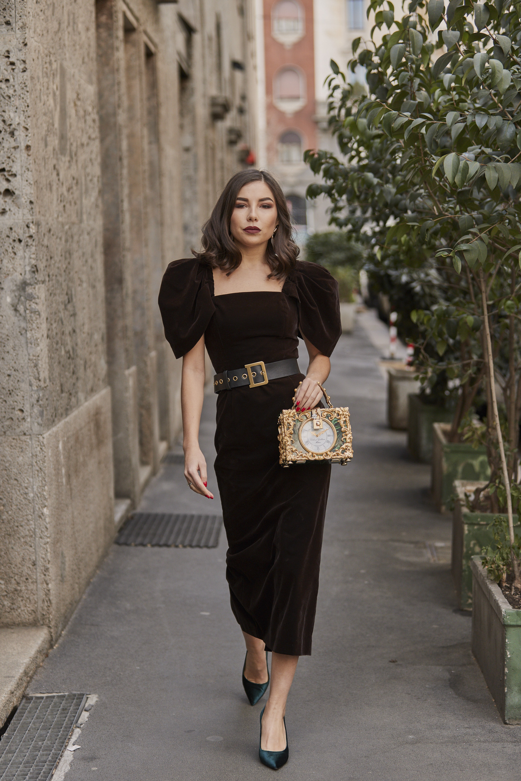 Milan Fashion Week Street Style Fall 2019 Day 5 Accessories