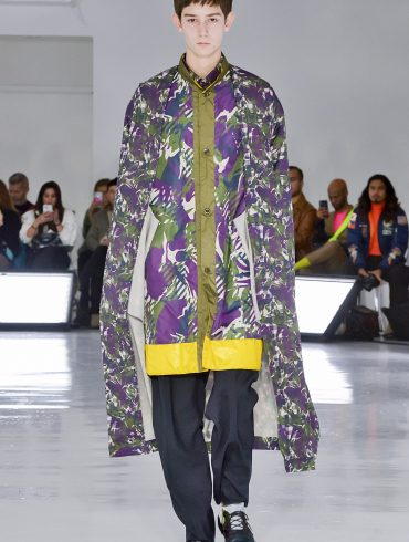 N Hoolywood Fall 2019 Men's Fashion Show