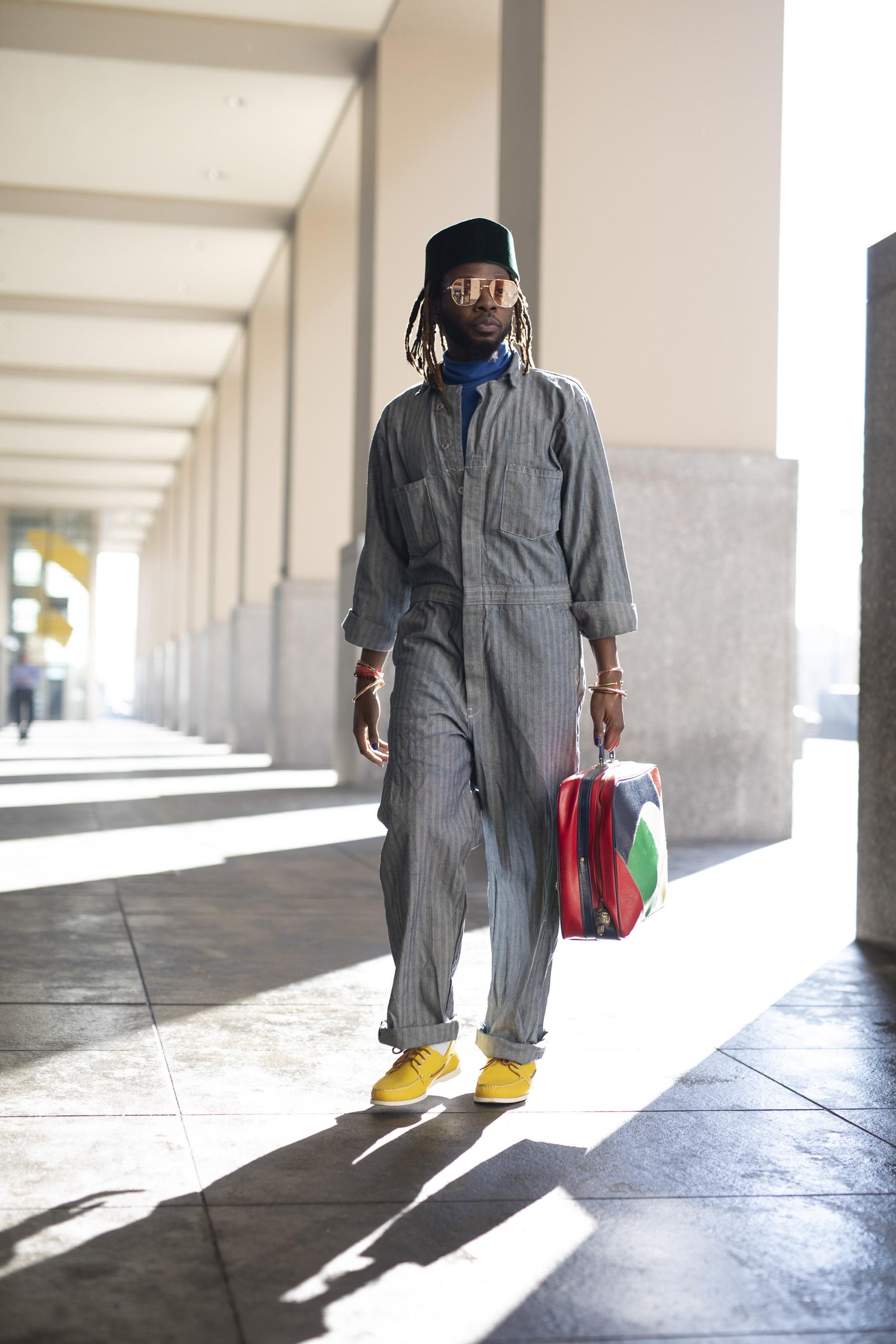 New York Men's Street Style Fall 2019 Day 1