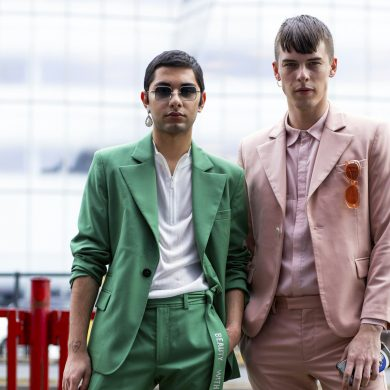 New York Men's Street Style Fall 2019 Day 2