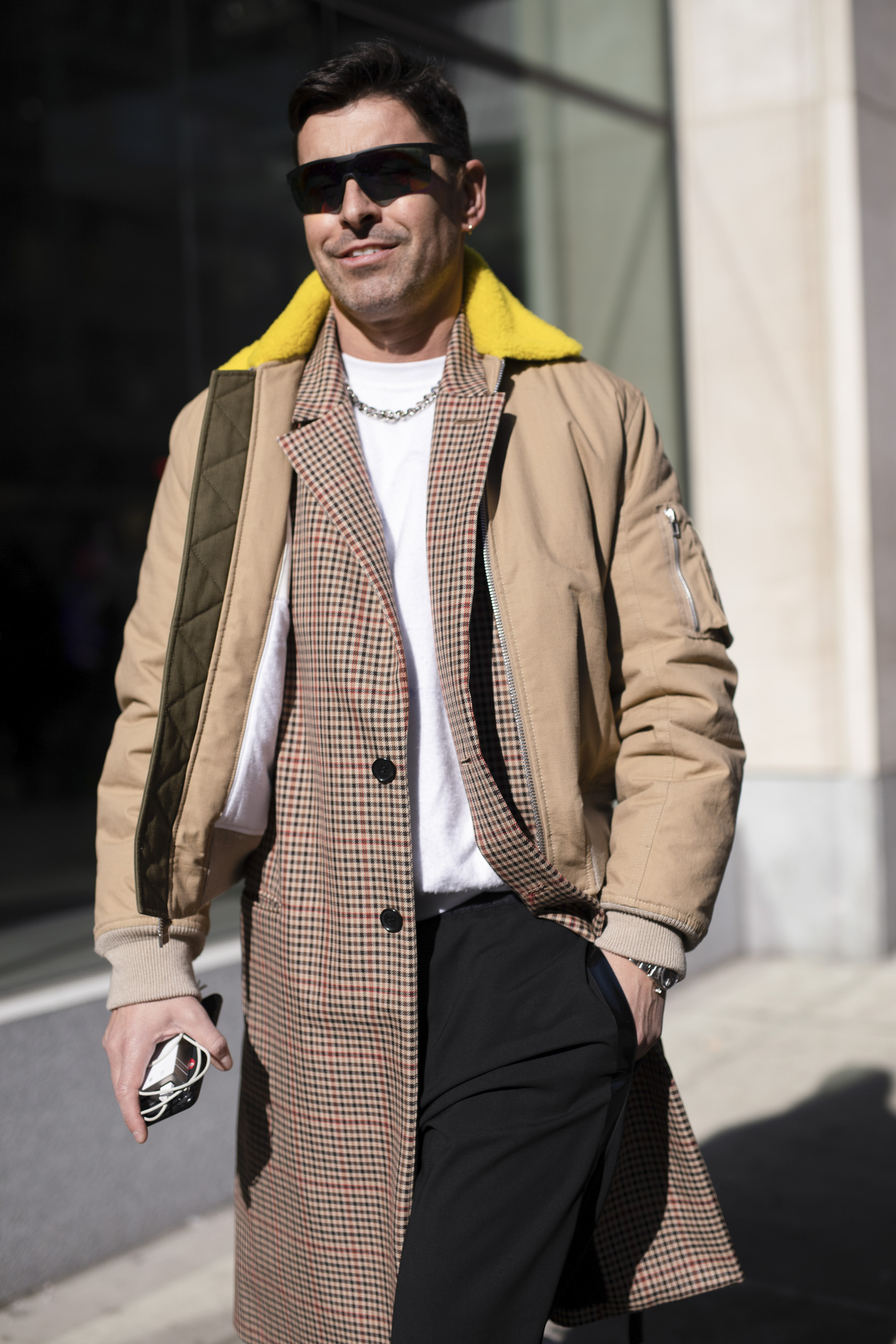 York Street Day 2 Fall 2019 Men's Fashion Show