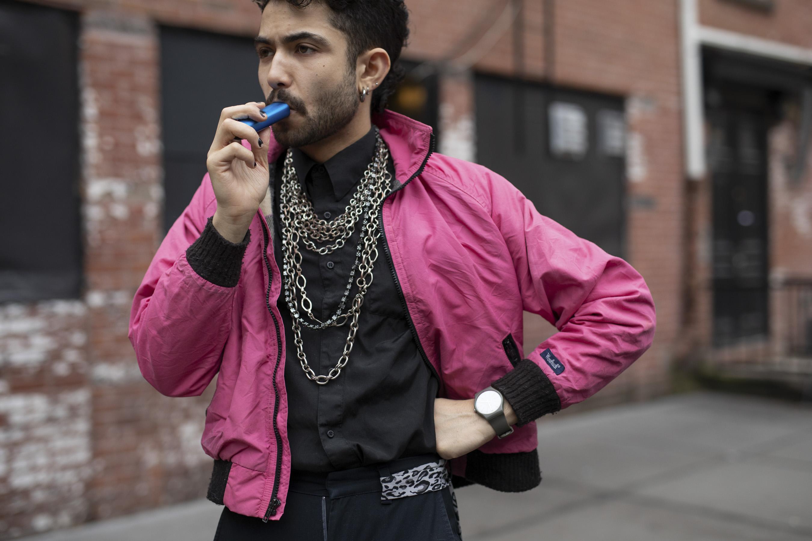 New York Men's Street Style Fall 2019 Day 3