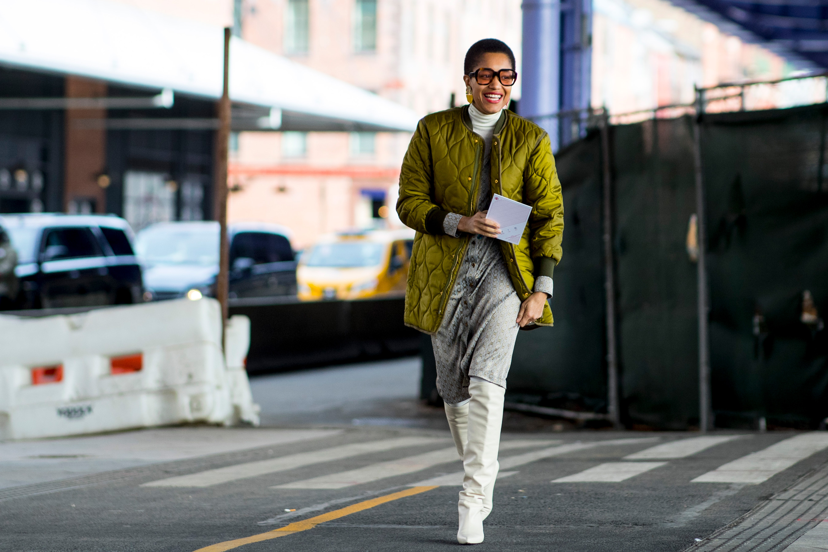 New York Street Style Fall 2019 Day 5