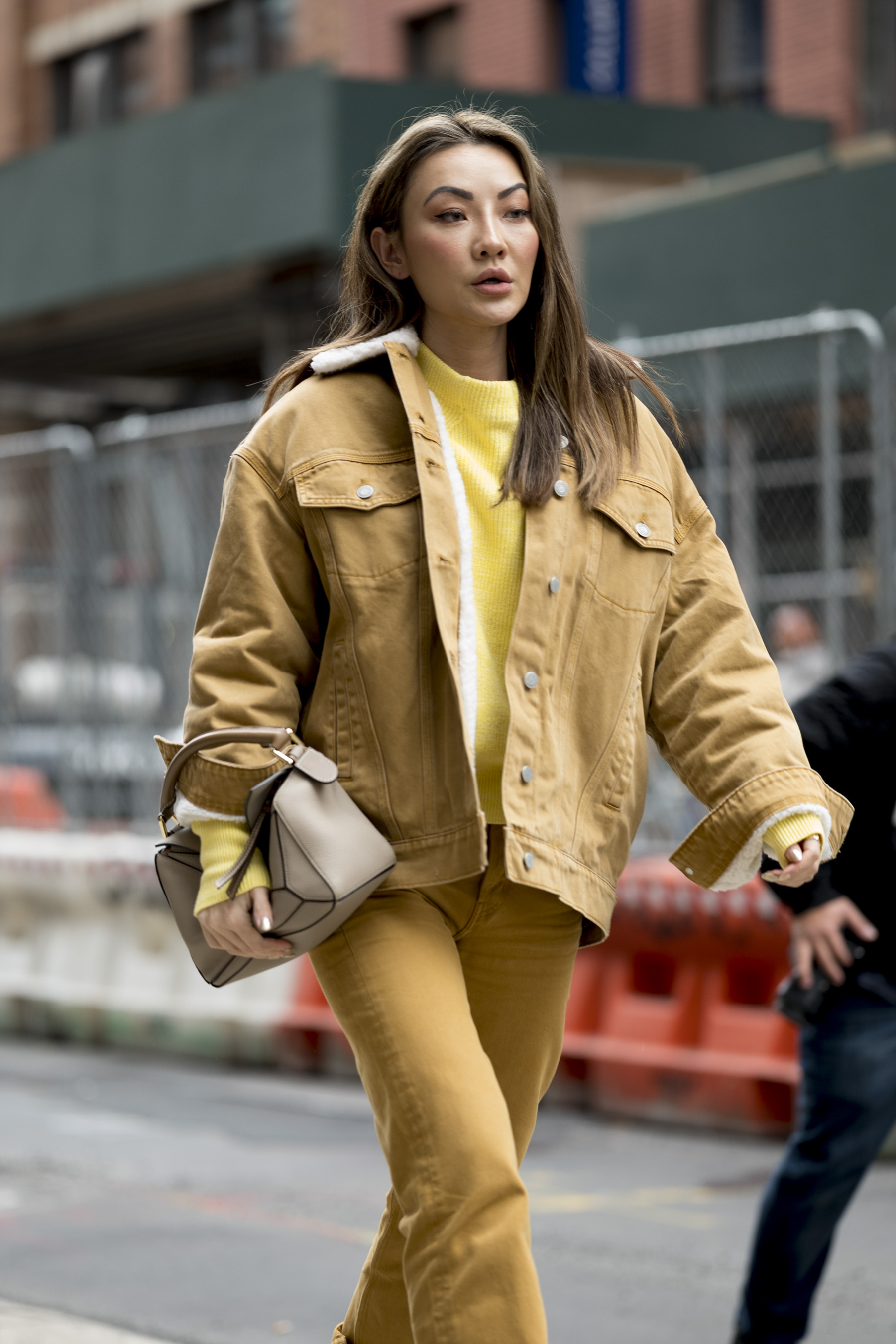 New York Street Style Fall 2019 Day 1
