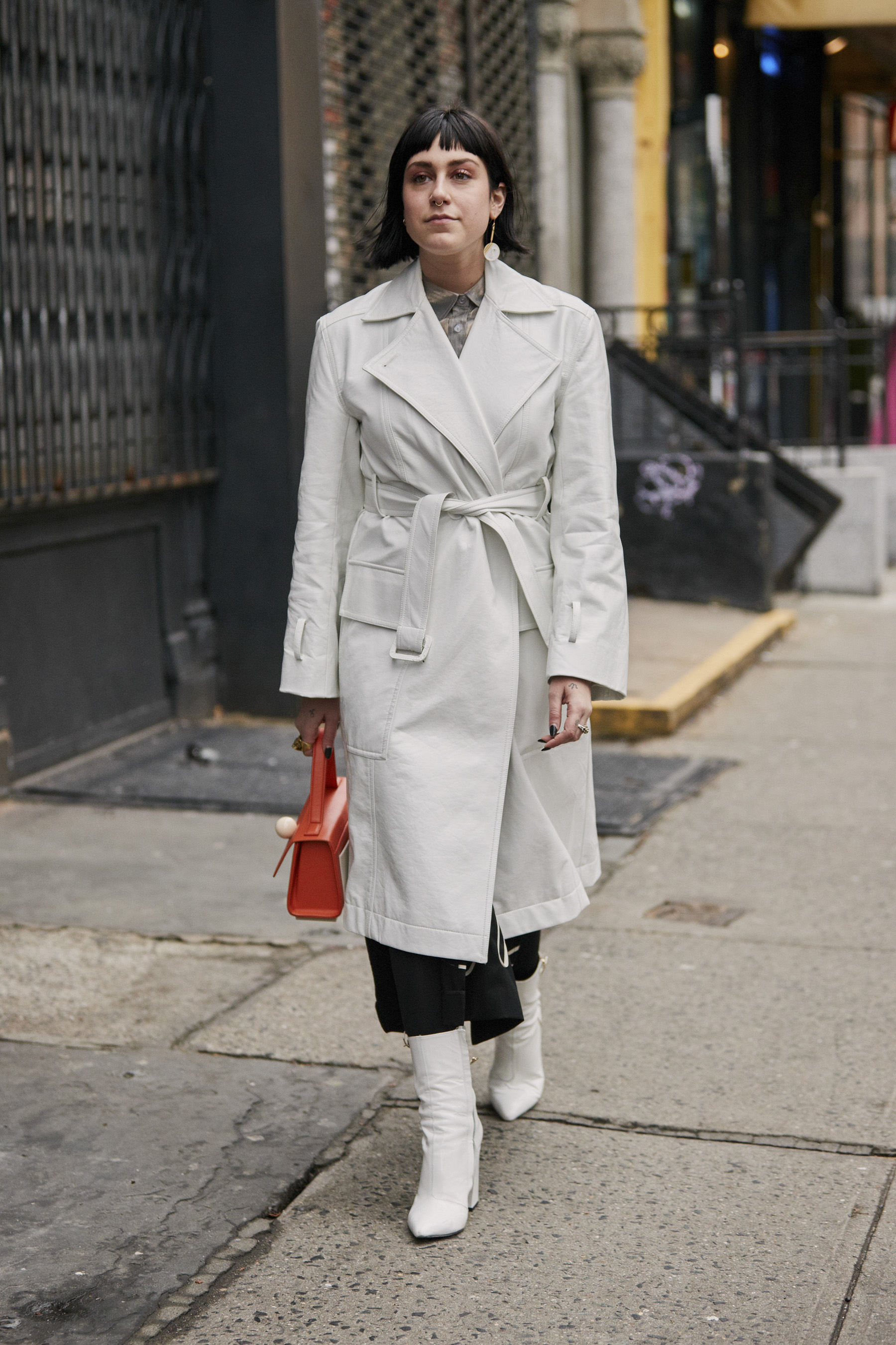 New York Street Style Fall 2019 Day 2 Accessories