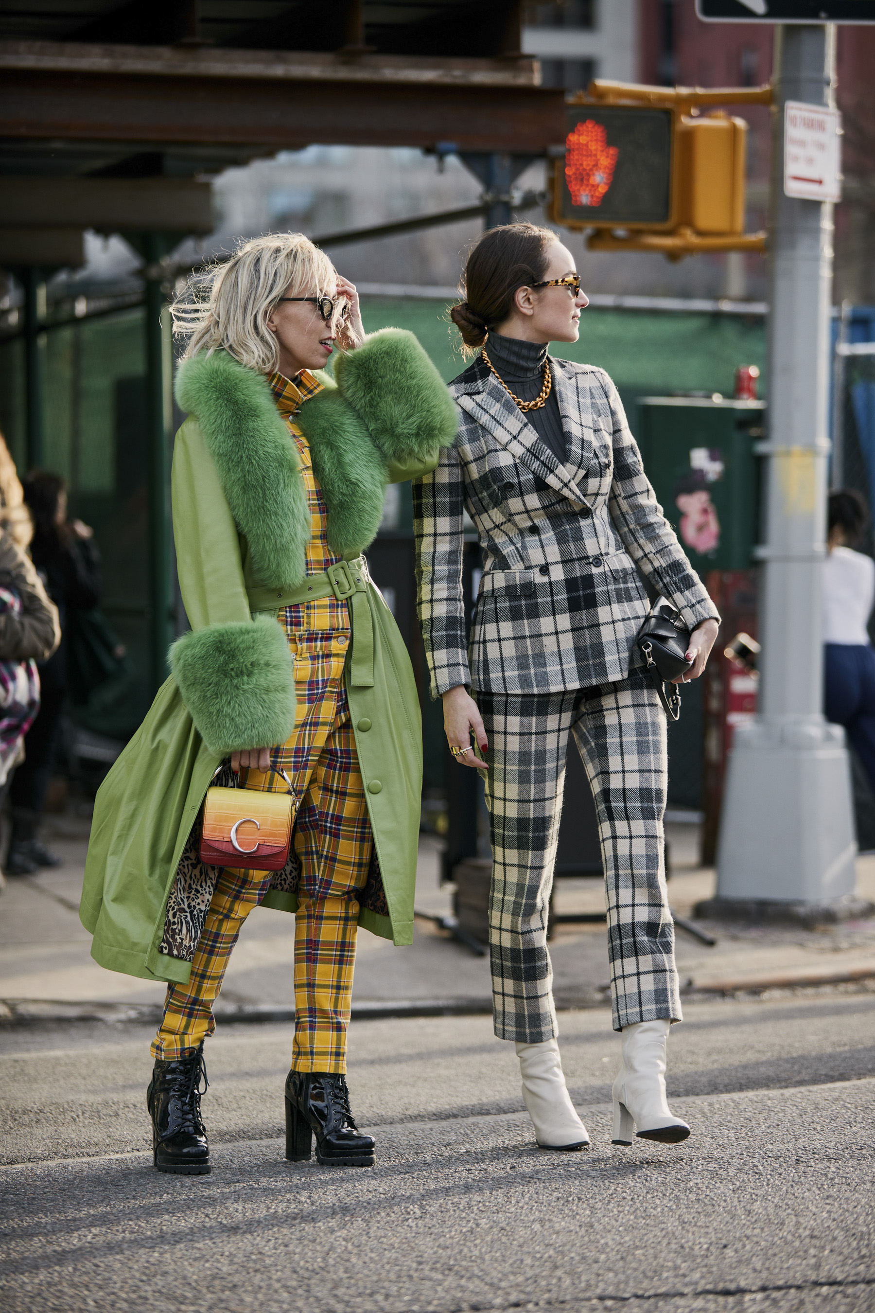 New York Street Style Fall 2019 Day 3 Accessories