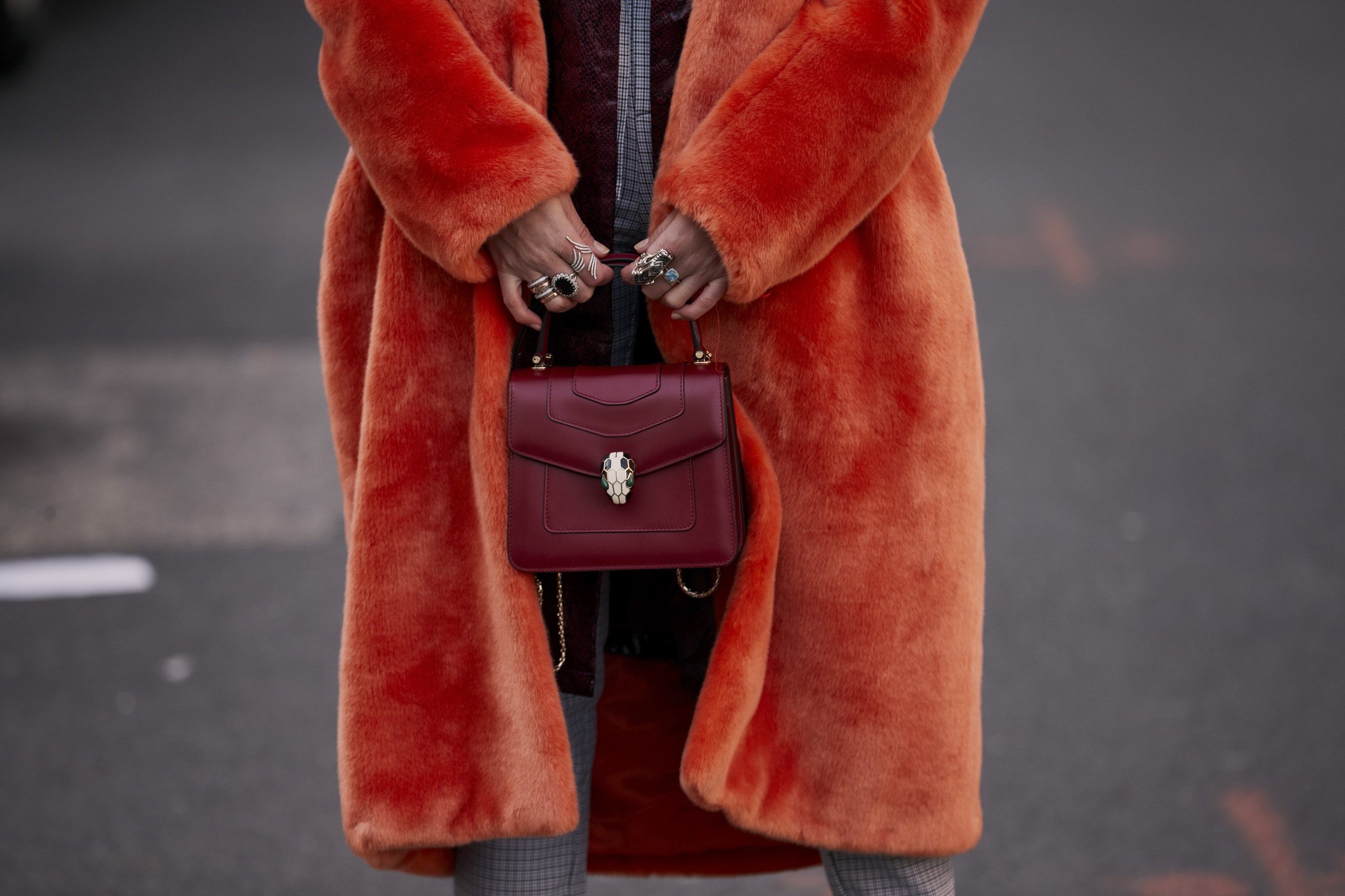 New York Street Style Fall 2019 Day 5 Accessories