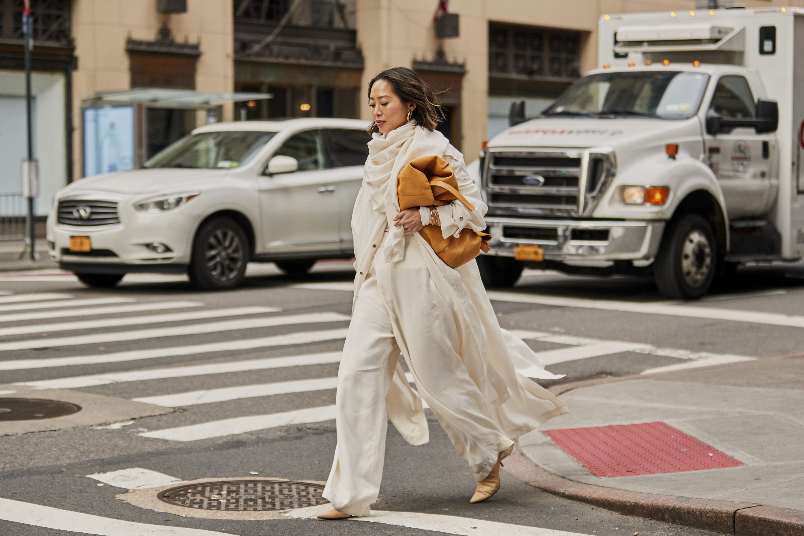 The Best Street Style From New York Fashion Week Fall 2019
