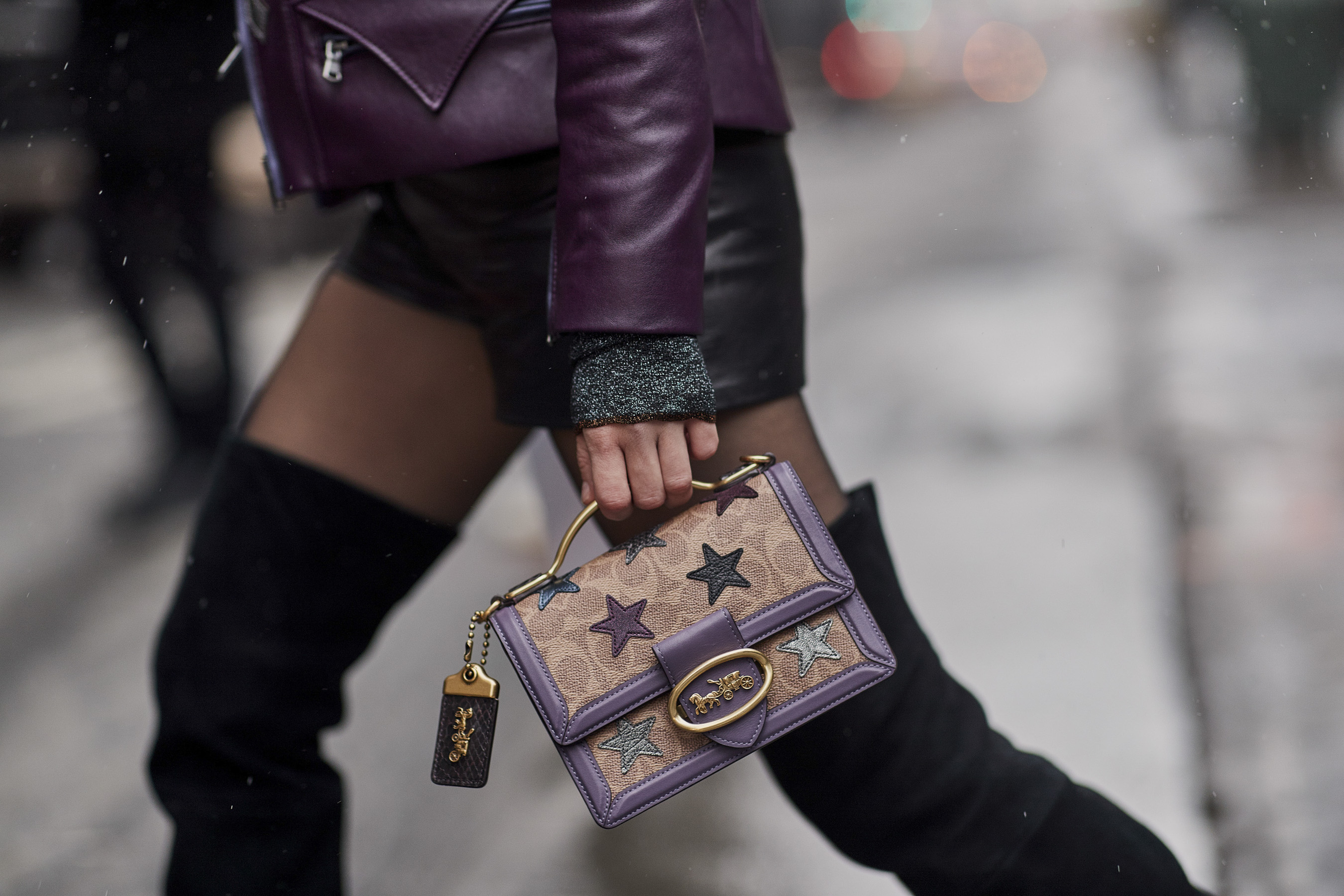 New York Street Style Fall 2019 Day 7 Accessories