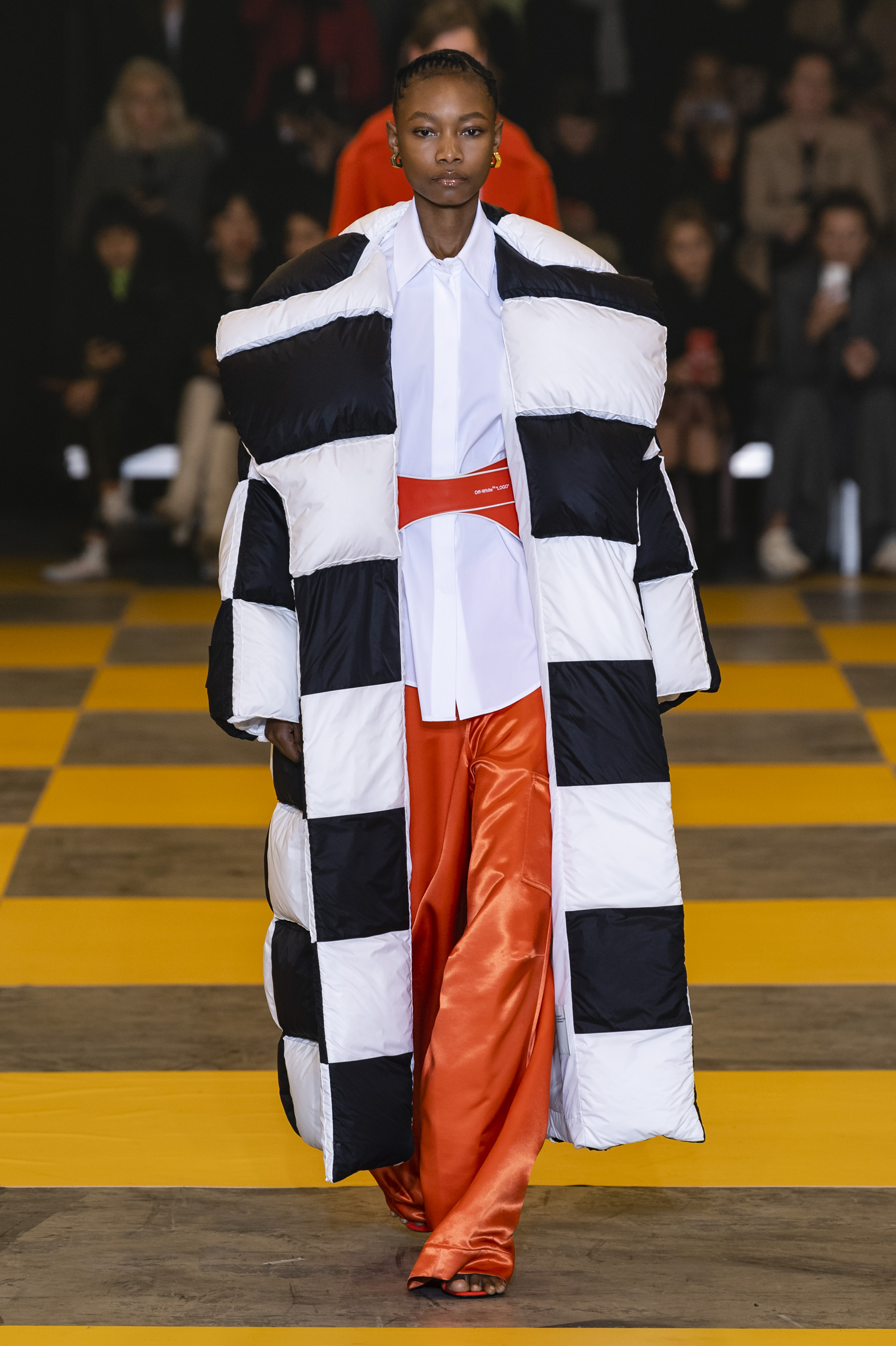 Off-white Fall 2019 Fashion Show