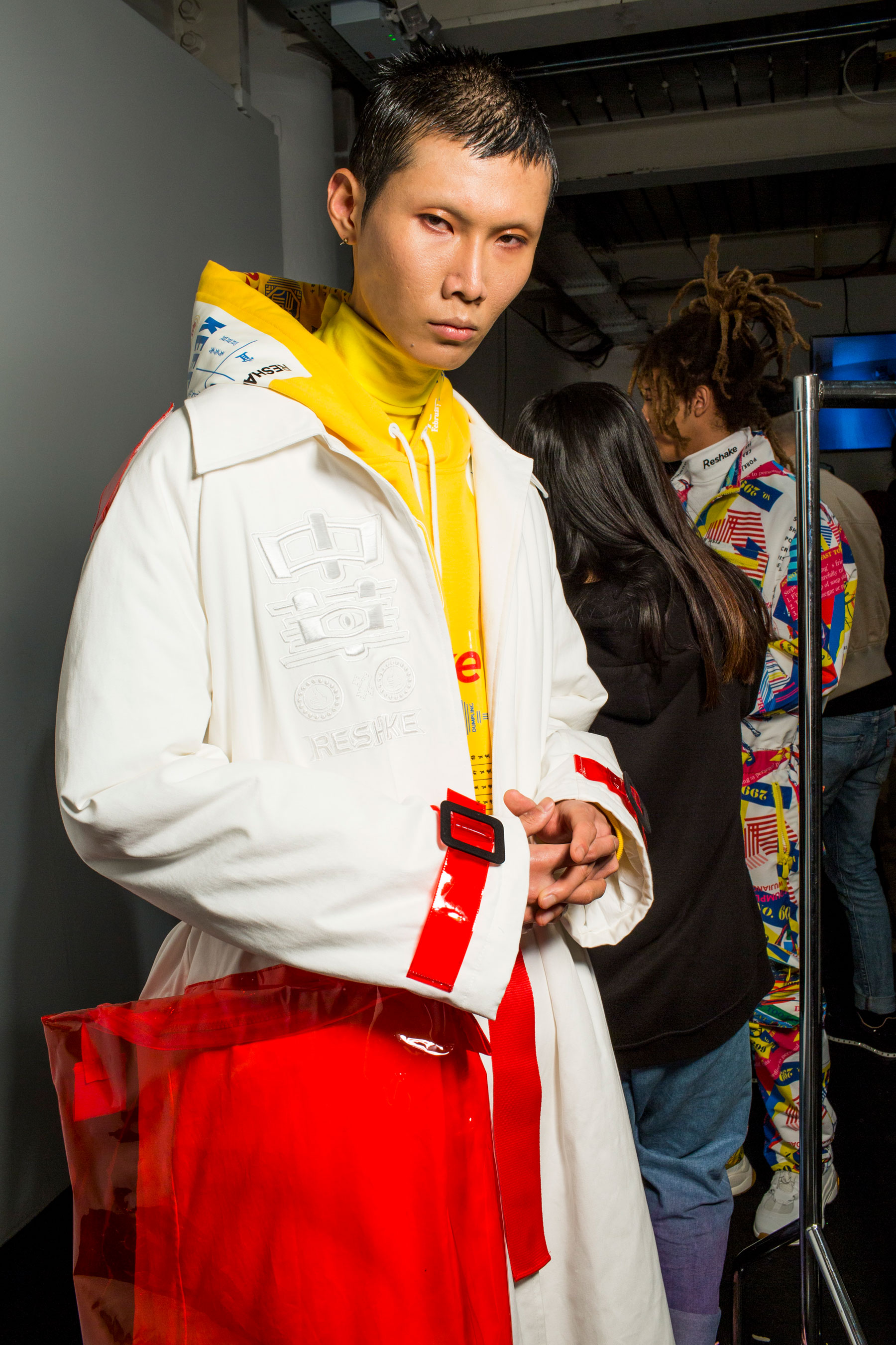 On-off Presents Fall 2019 Fashion Show Backstage