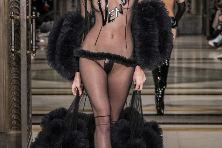 Pam Hogg Fall 2019 Fashion Show
