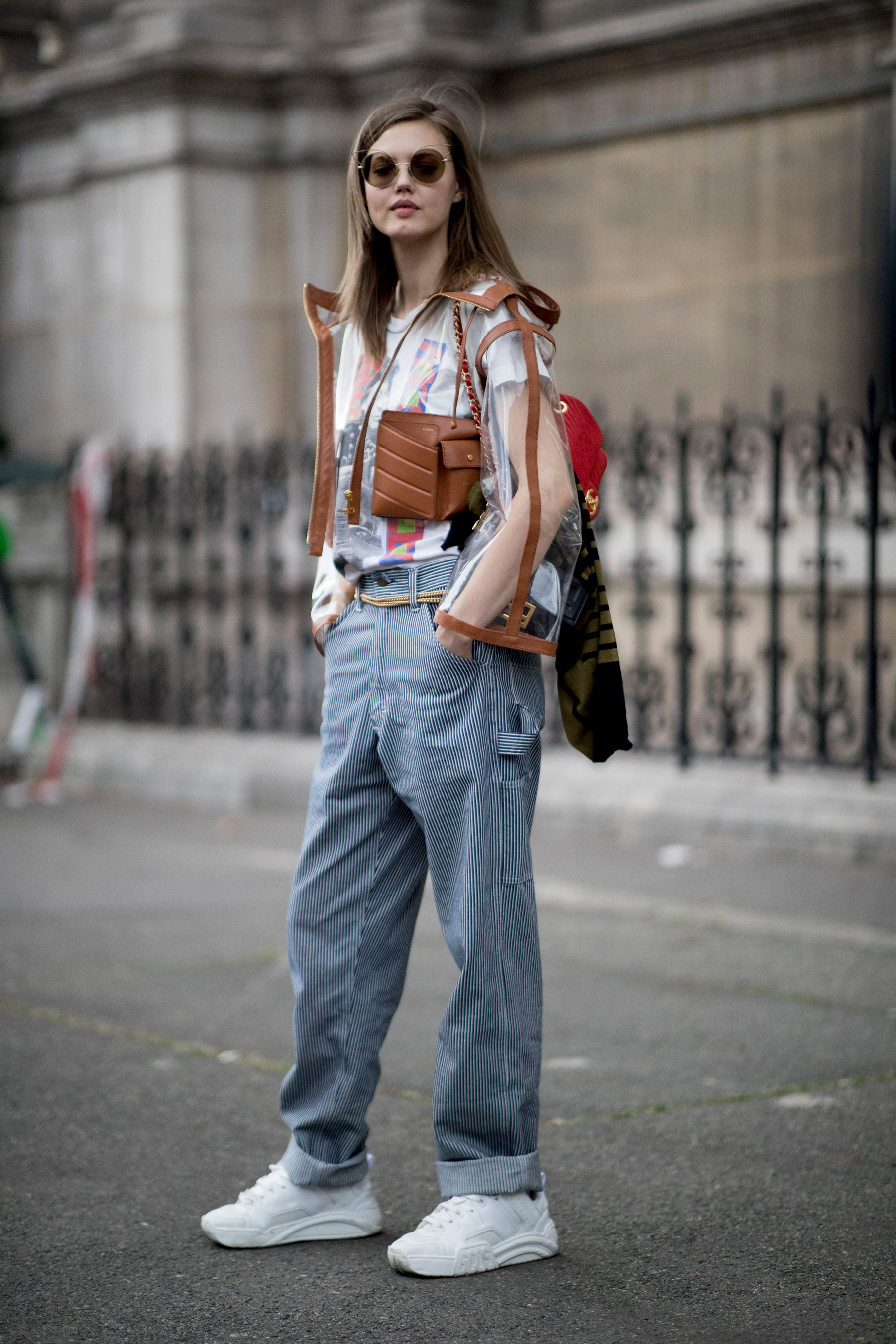 Paris Fashion Week Street Style Fall 2019 Day 3 Accessories