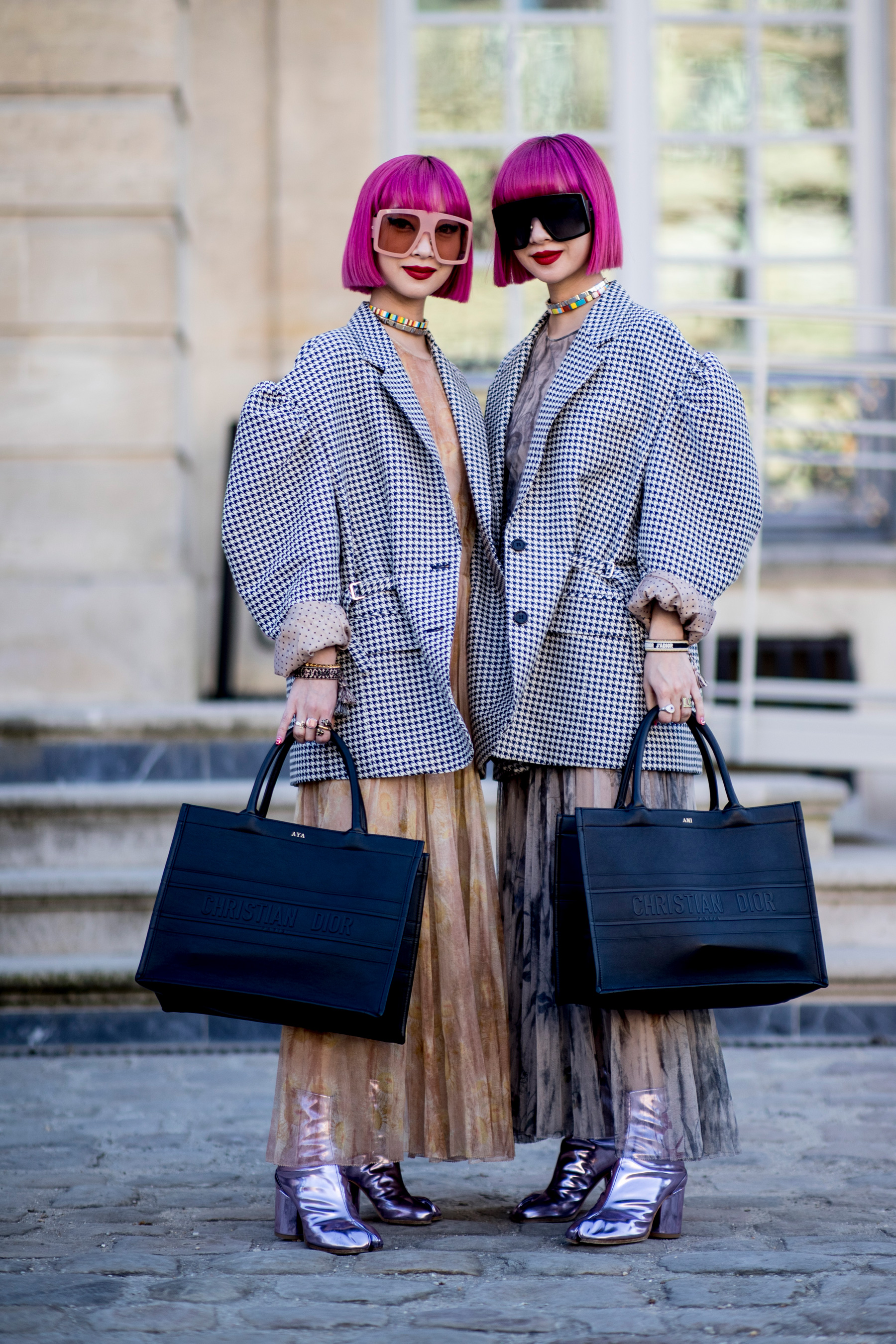 Paris Fashion Week Street Style Fall 2019 Day 1 Accessories