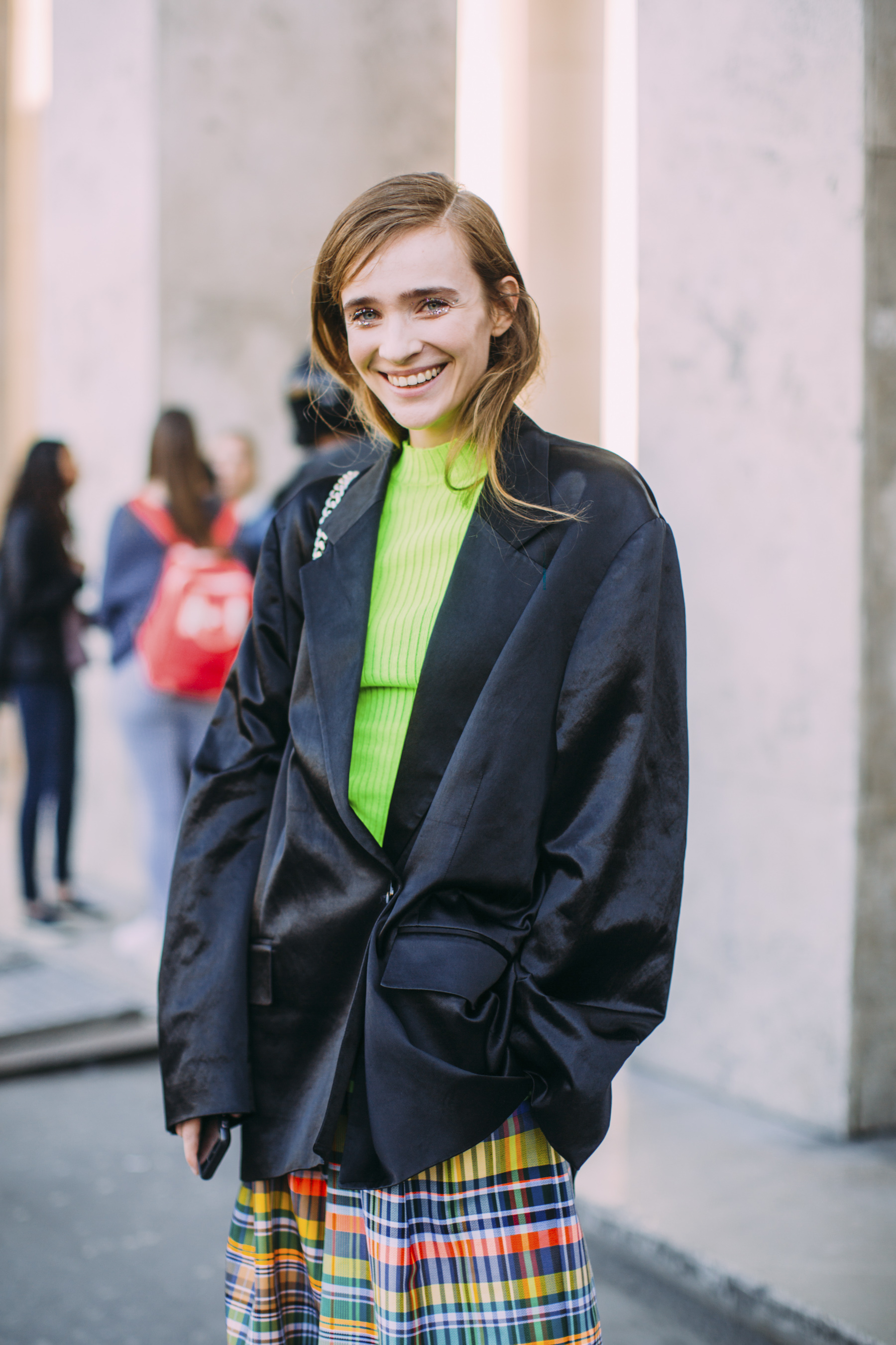 Paris Fashion Week Street Style More Fall 2019 Day 2