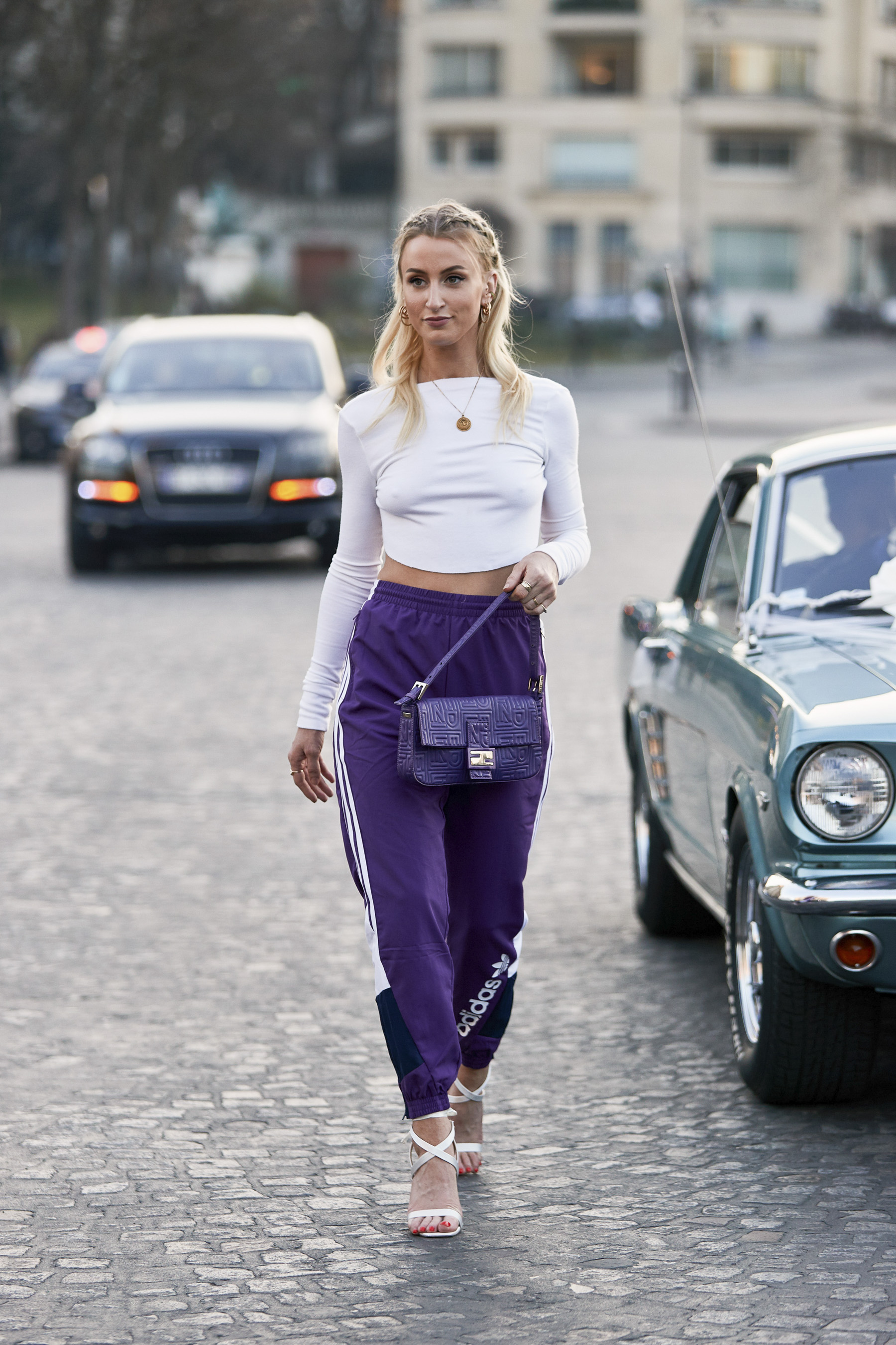 Paris Fashion Week Street Style More Fall 2019 Day 2 Accessories
