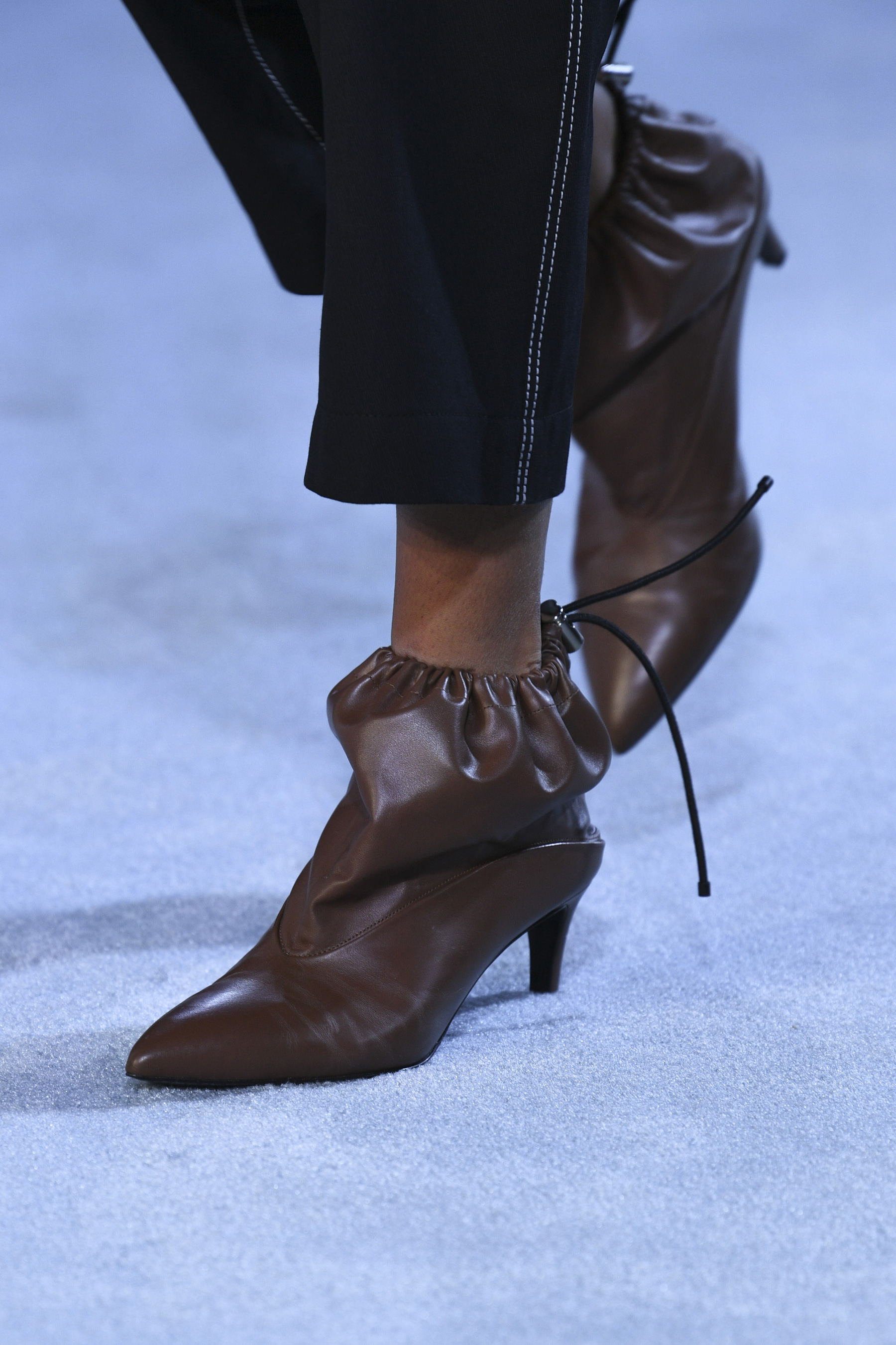 Best Shoes at New York Fashion Week Women's Fall 2019