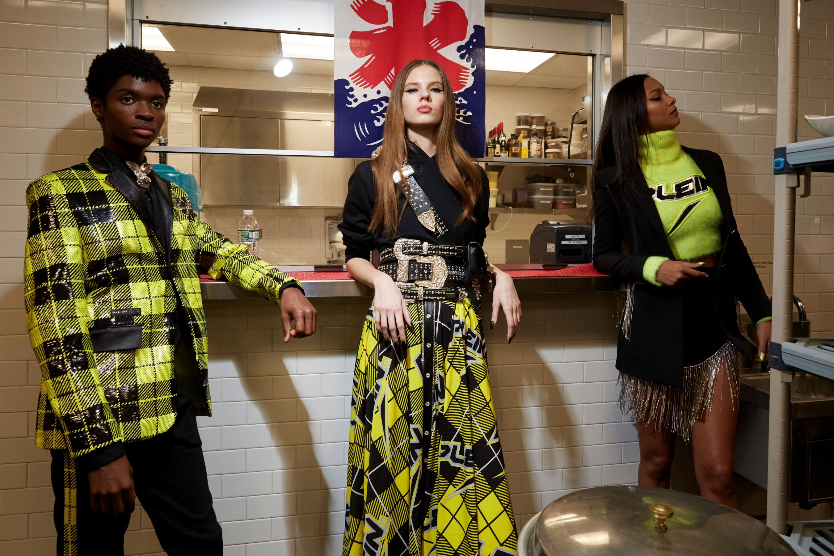 The Best Backstage Photos From New York Fashion Week Fall 2019