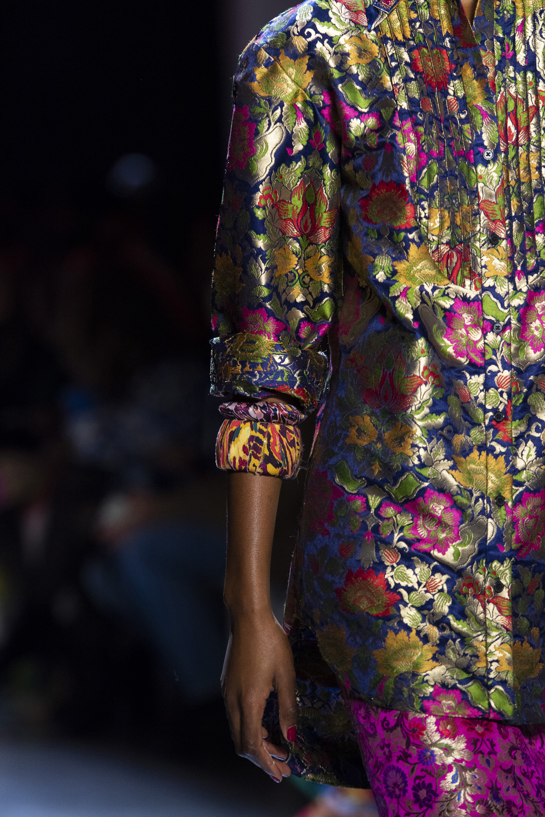 Prabal Gurung Fall 2019 Fashion Show Details