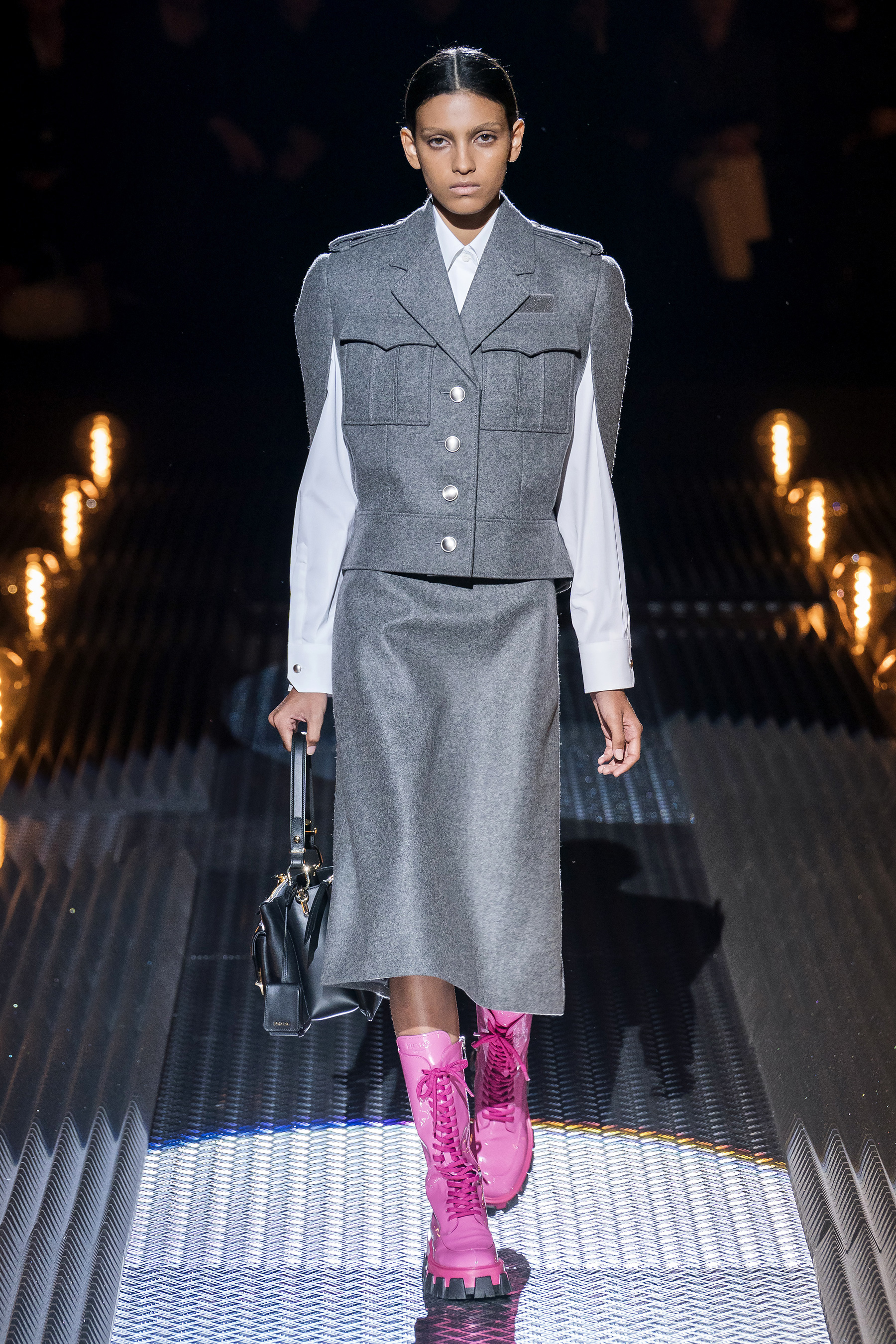 Prada Fall 2019 Fashion Show