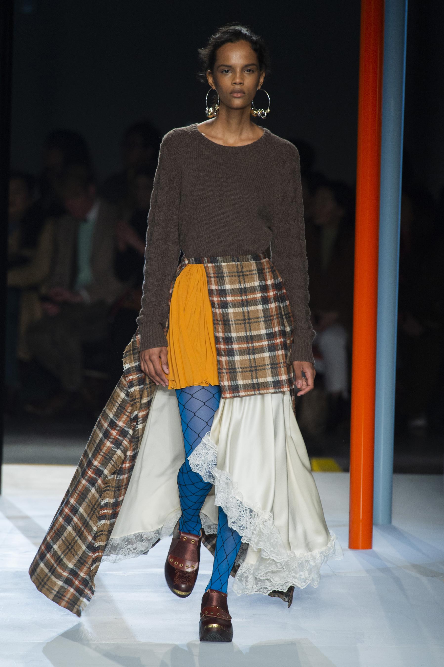 London Top 10 Fall 2019 Fashion Shows