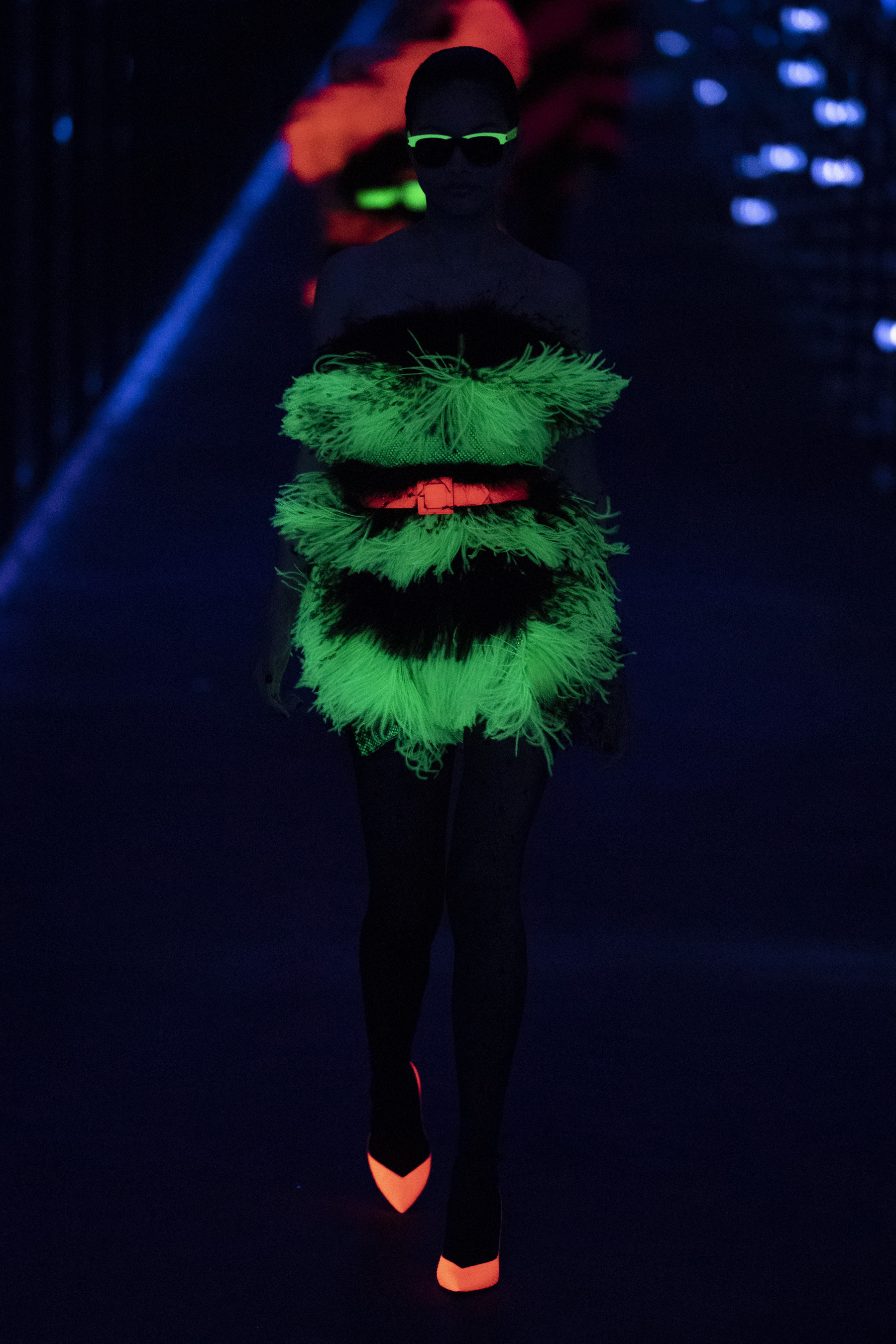 Saint Laurent Fall 2019 Fashion Show