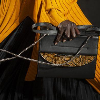 Best Handbags at New York Fashion Week Women's Fall 2019