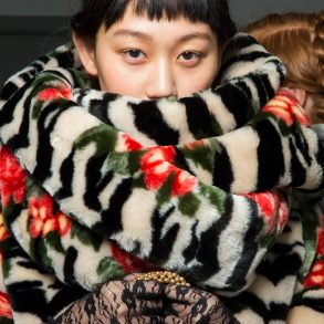 Shrimps Fall 2019 Fashion Show Backstage