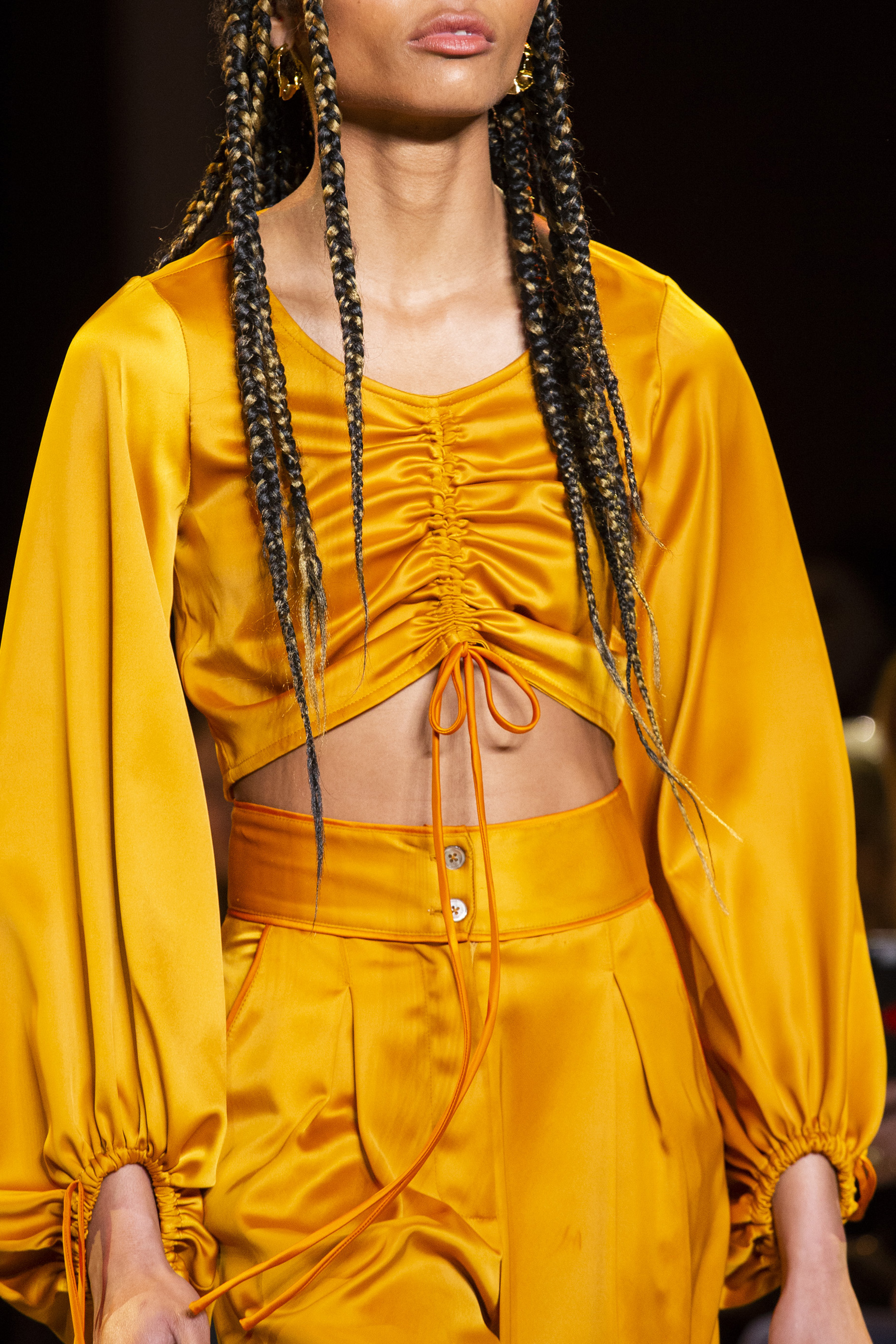 Staud Fall 2019 Fashion Show Details
