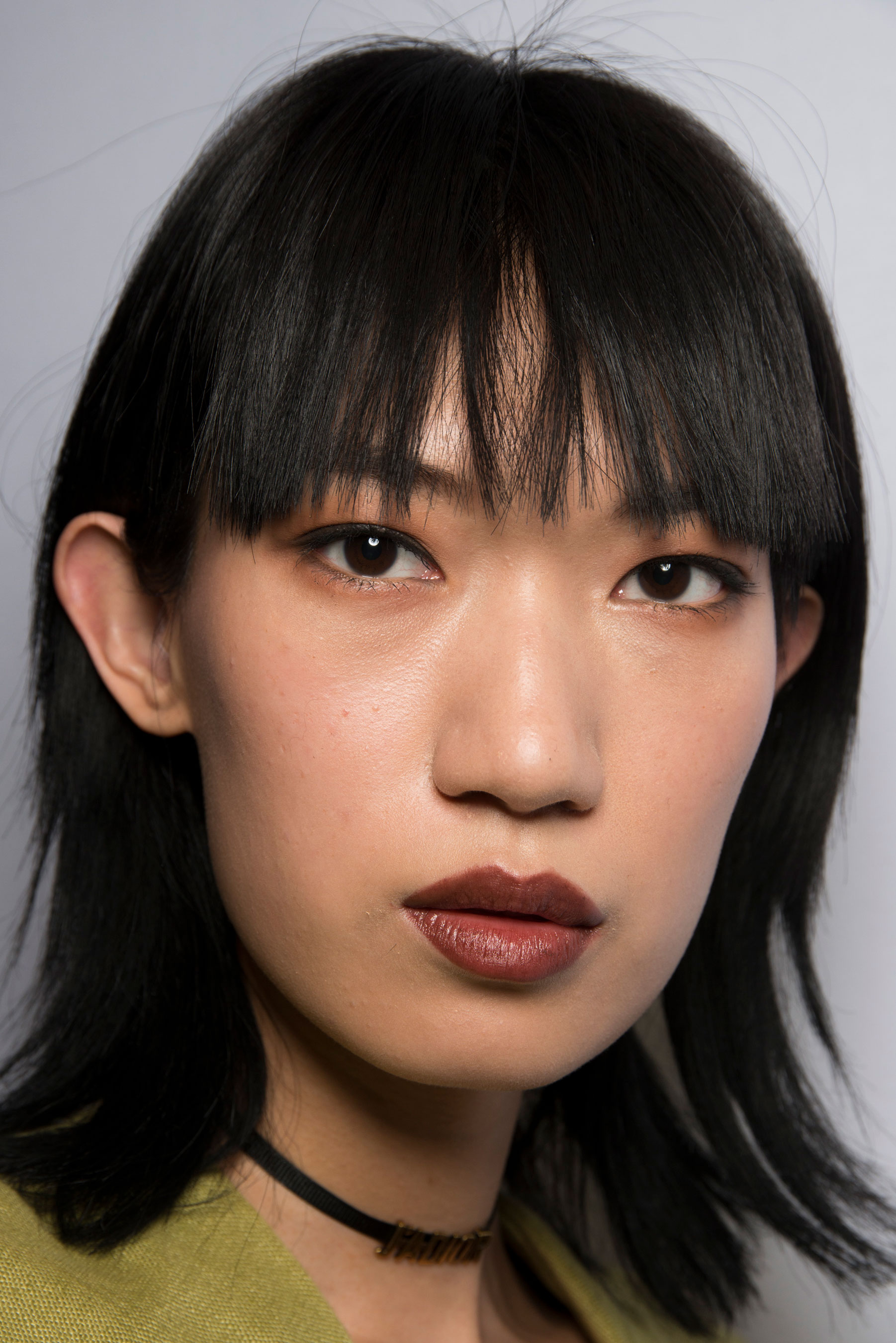 Taoray Wang Fall 2019 Fashion Show Backstage