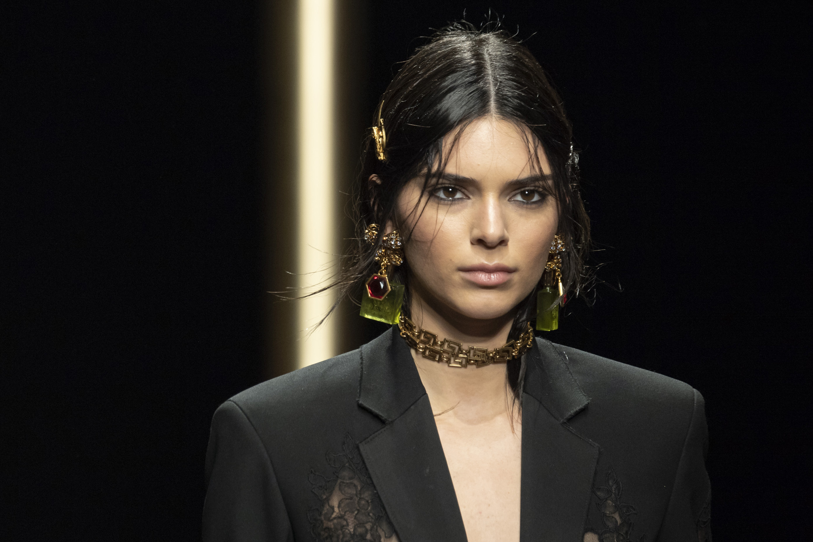The Best Jewelry at Milan Fashion Week Fall 2019