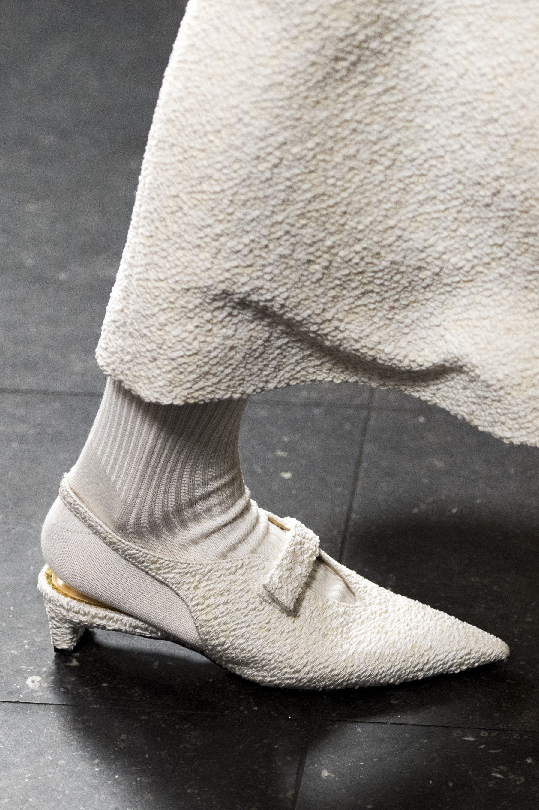Emilia Wickstead Fall 2019 Fashion Show Details