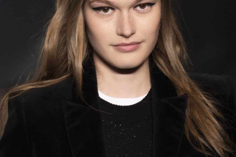 Zadig & Voltaire Fall 2019 Fashion Show Beauty