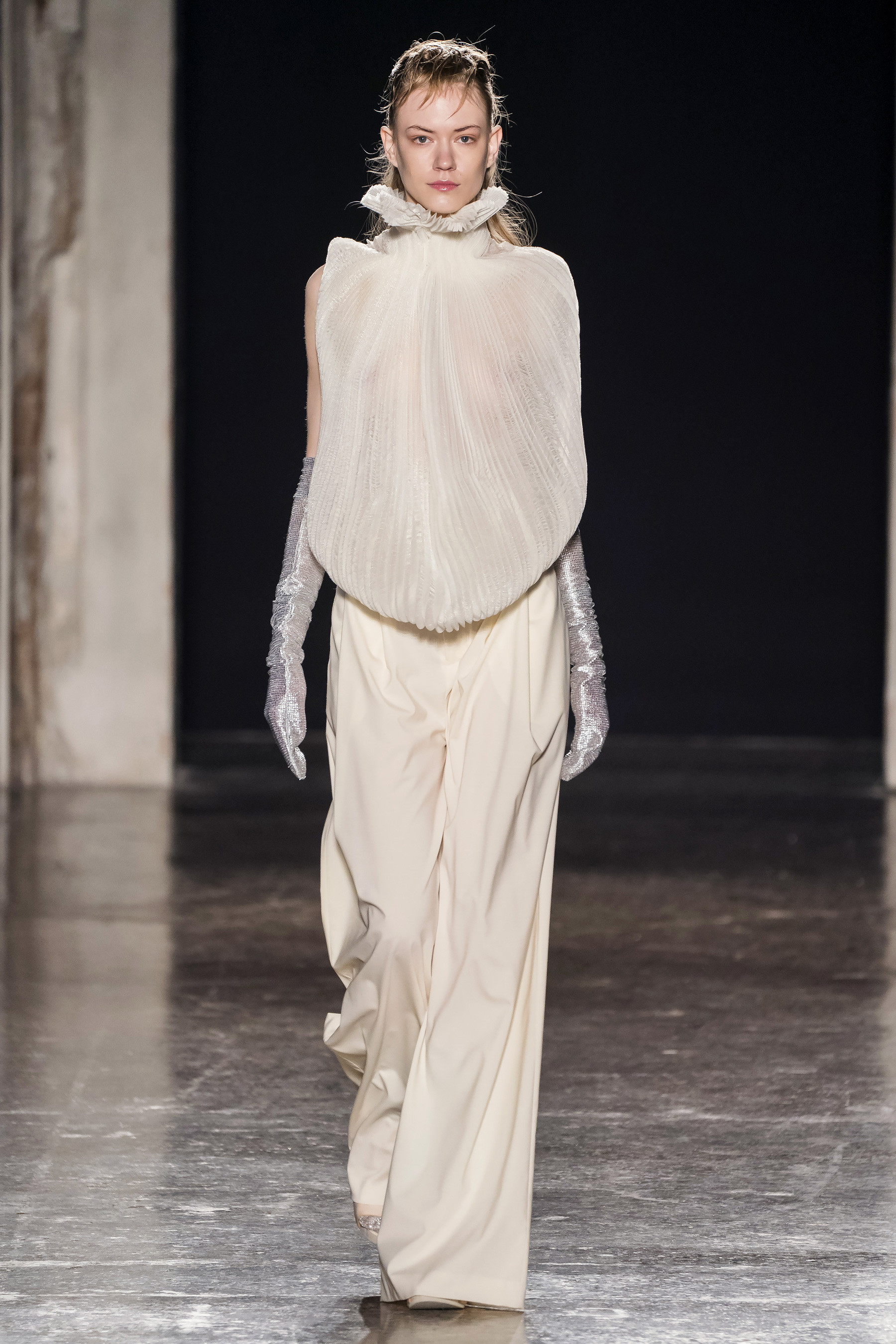 Alberto Zambelli Fall 2019 Fashion Show