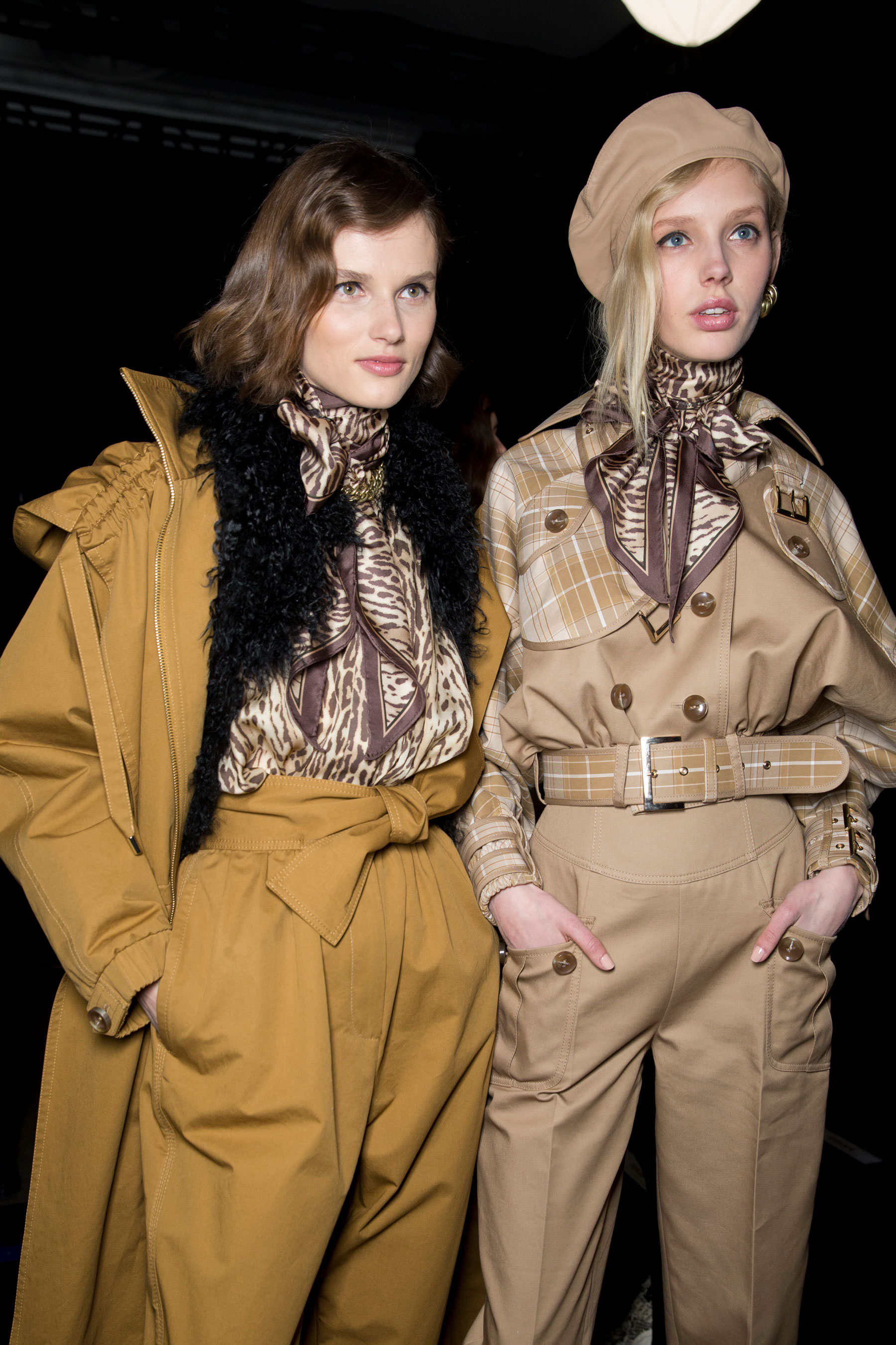 Zimmermann Fall 2019 Fashion Show Backstage
