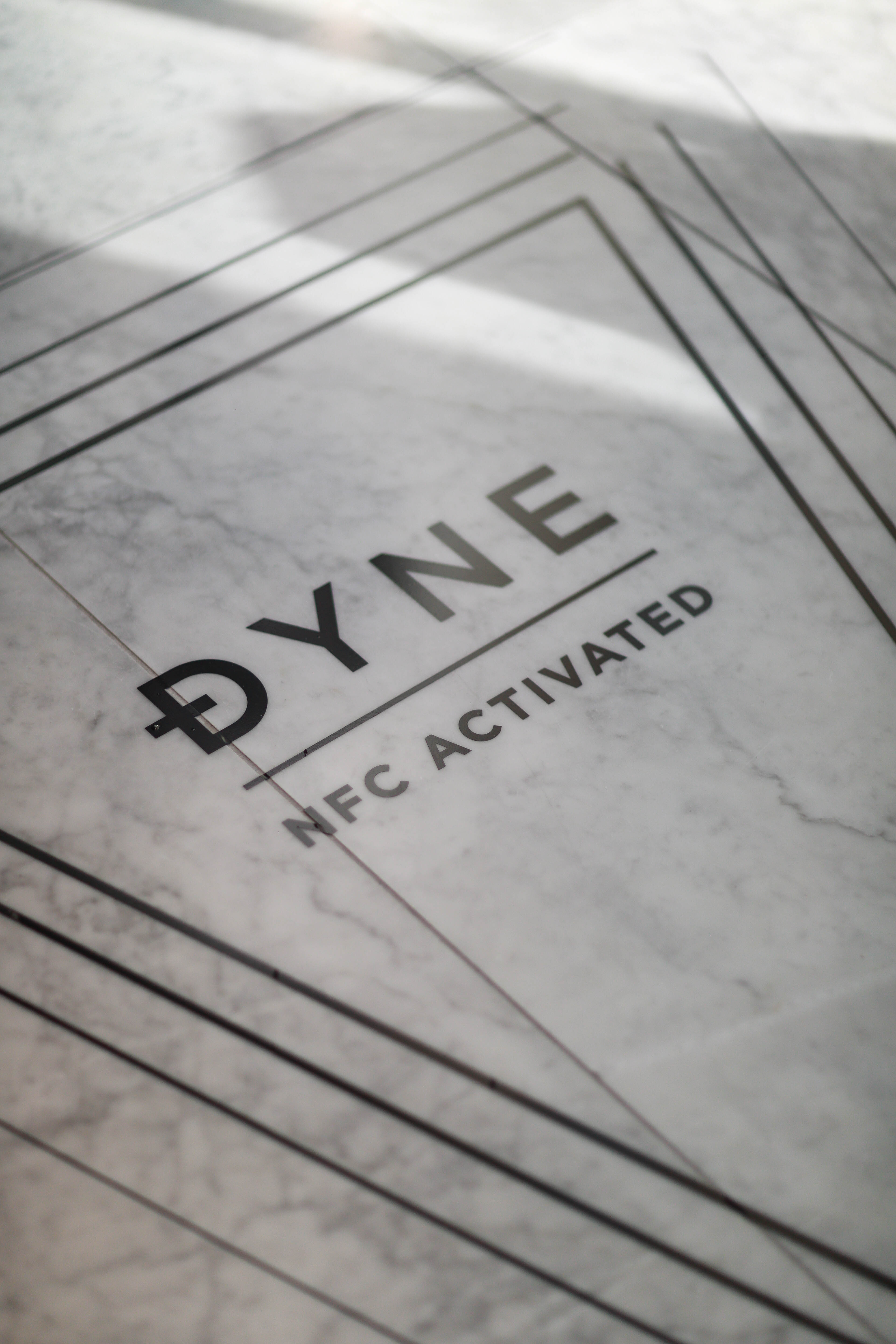 DYNE - Christopher Bevans Interview