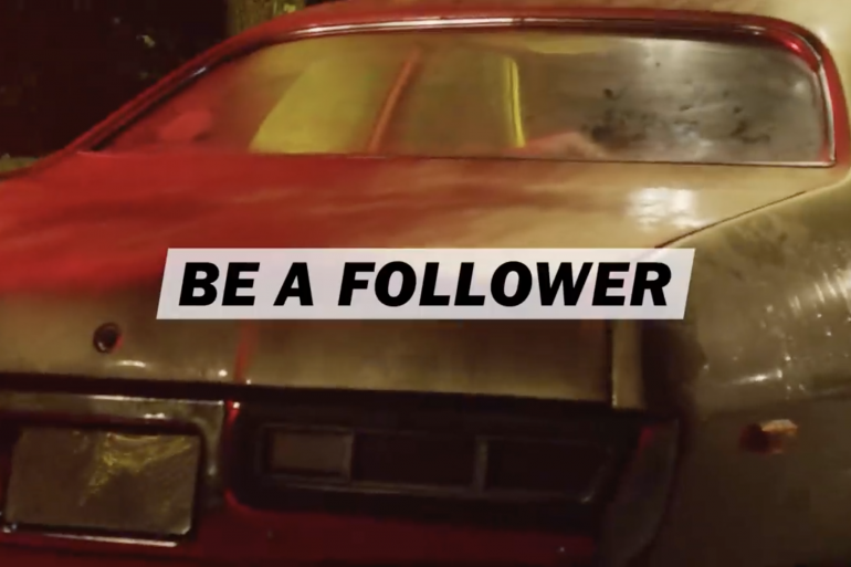 Diesel Be A Follower Sprign 2019 Ad Campaign