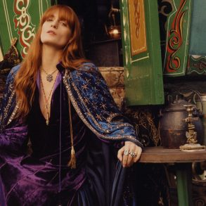 Gucci Spring 2019 Jewelry Ad Campaign With Florence Welch