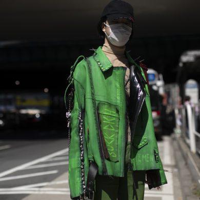 Tokyo Fashion Week Street Style Fall 2019 Day 3