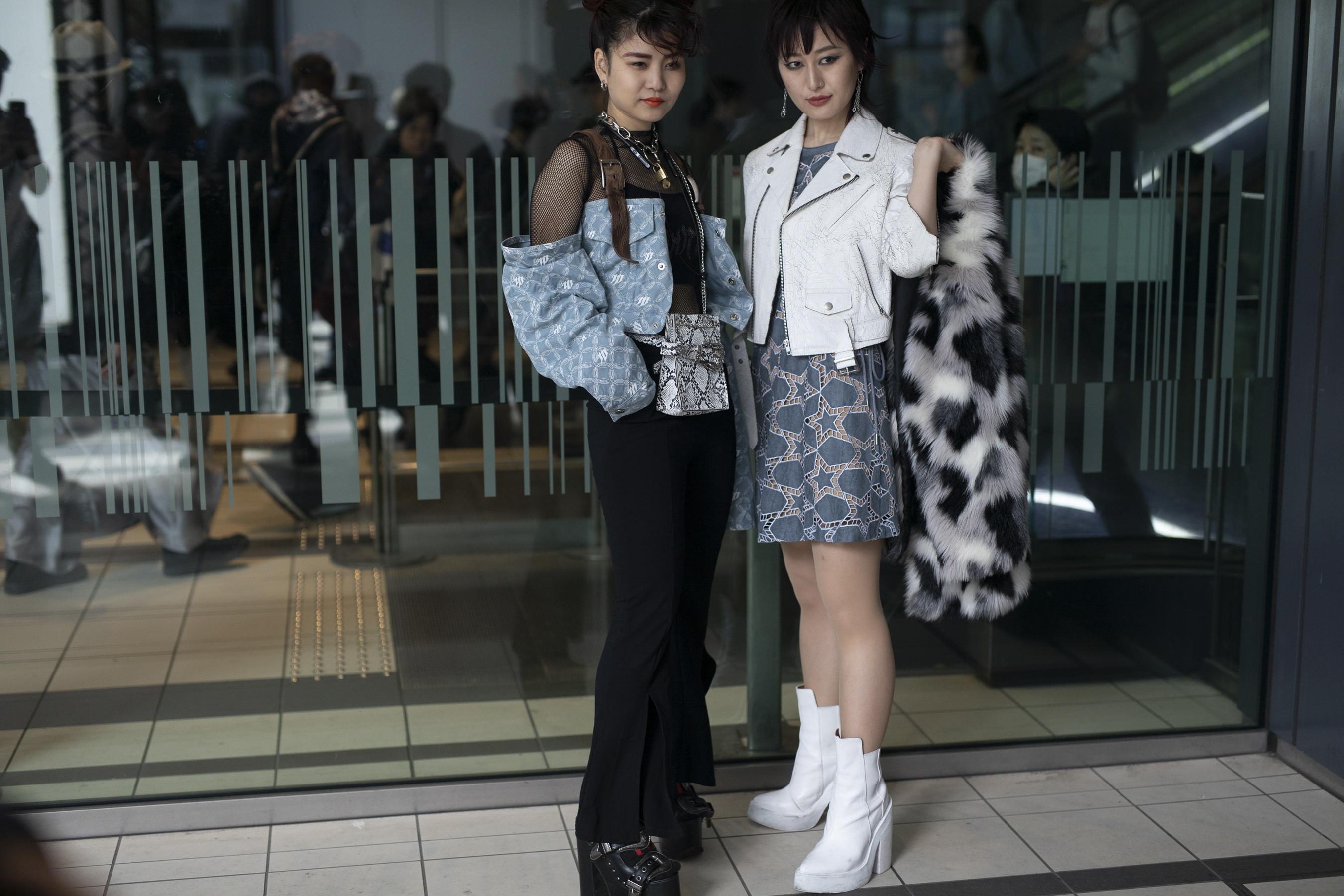 Tokyo Fashion Week Street Style Fall 2019 Day 4