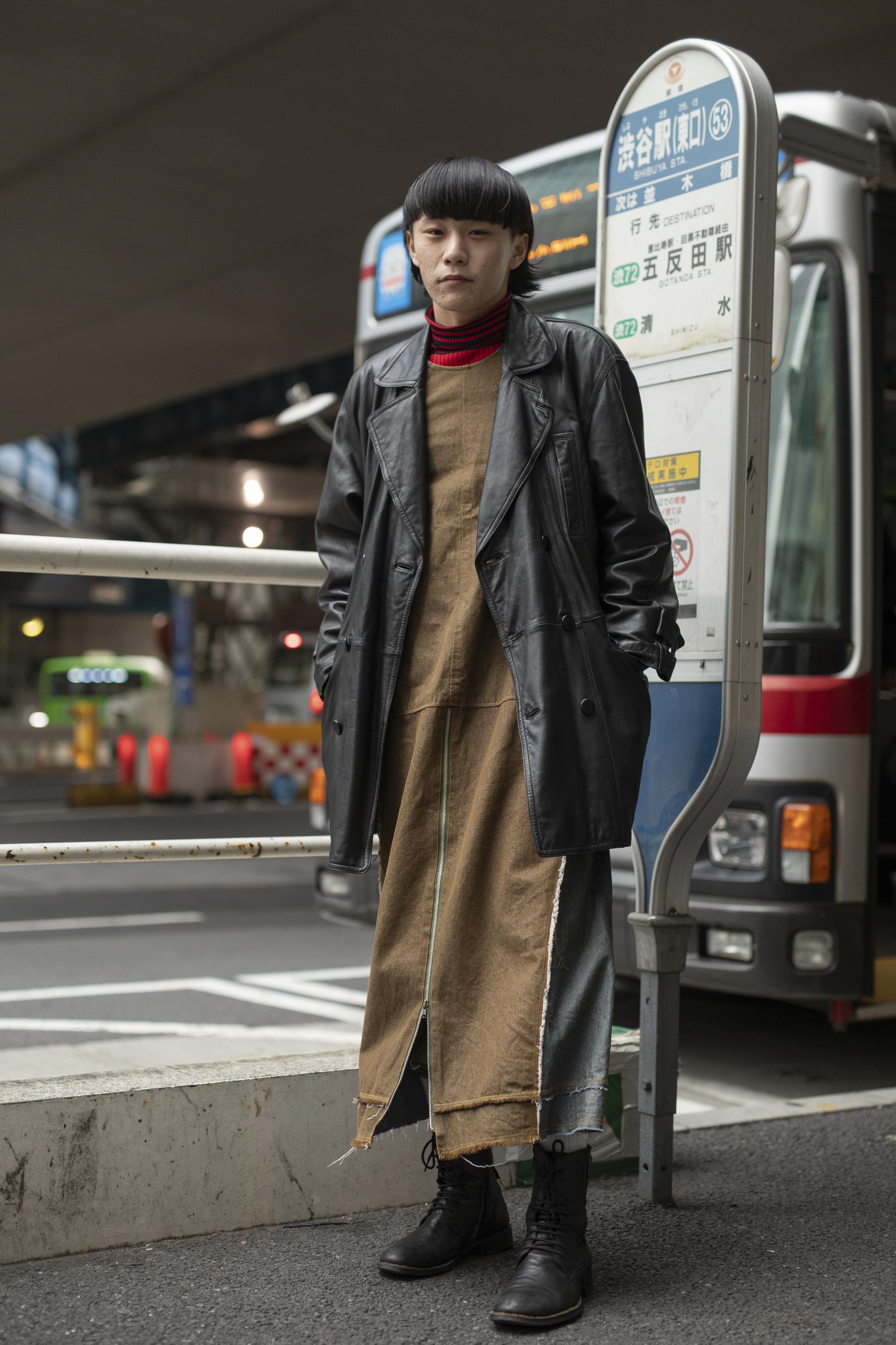Tokyo Fashion Week Street Style Fall 2019 Day 5