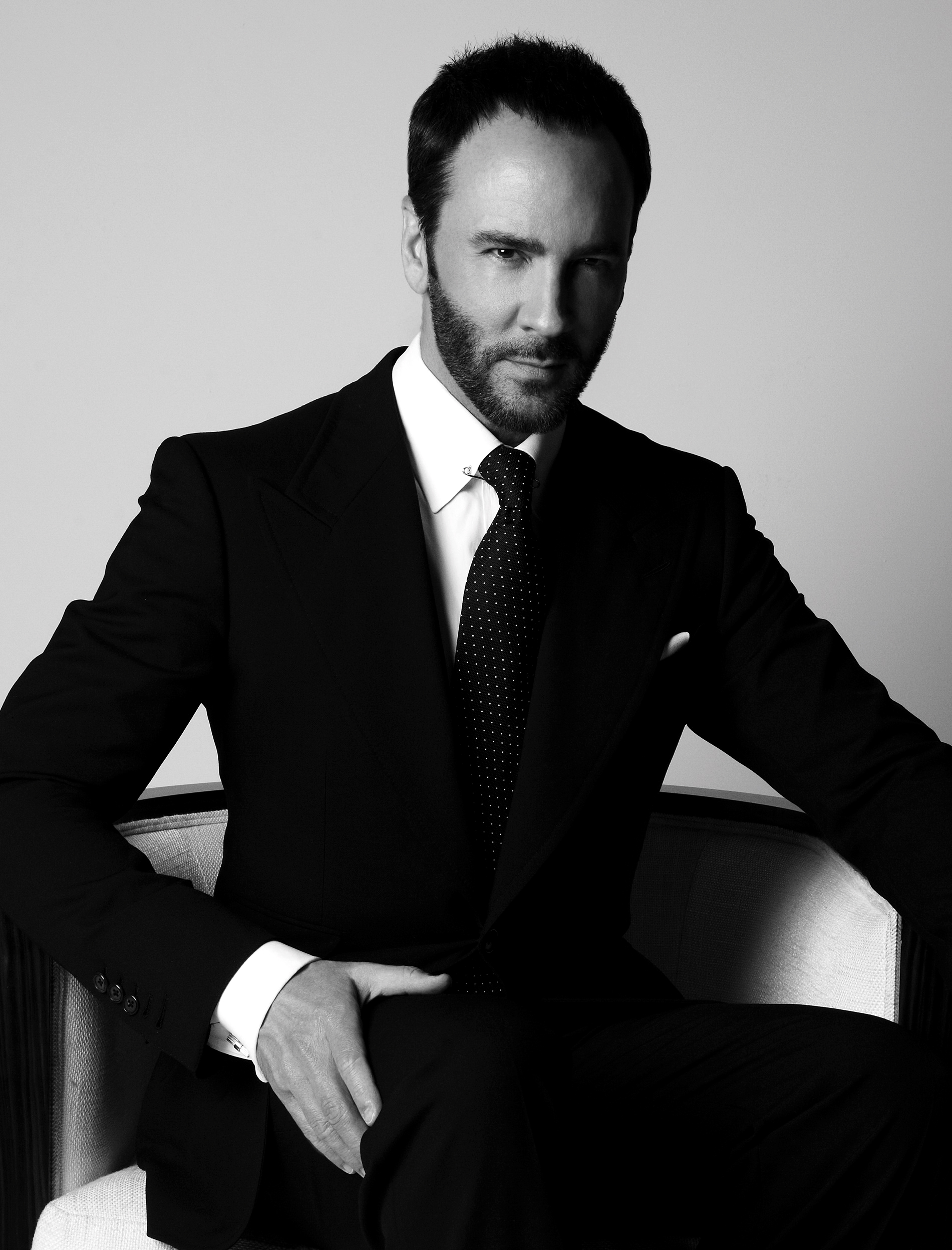 Tom Ford Elected Successor to Diane Von Furstenberg as CFDA Chairman
